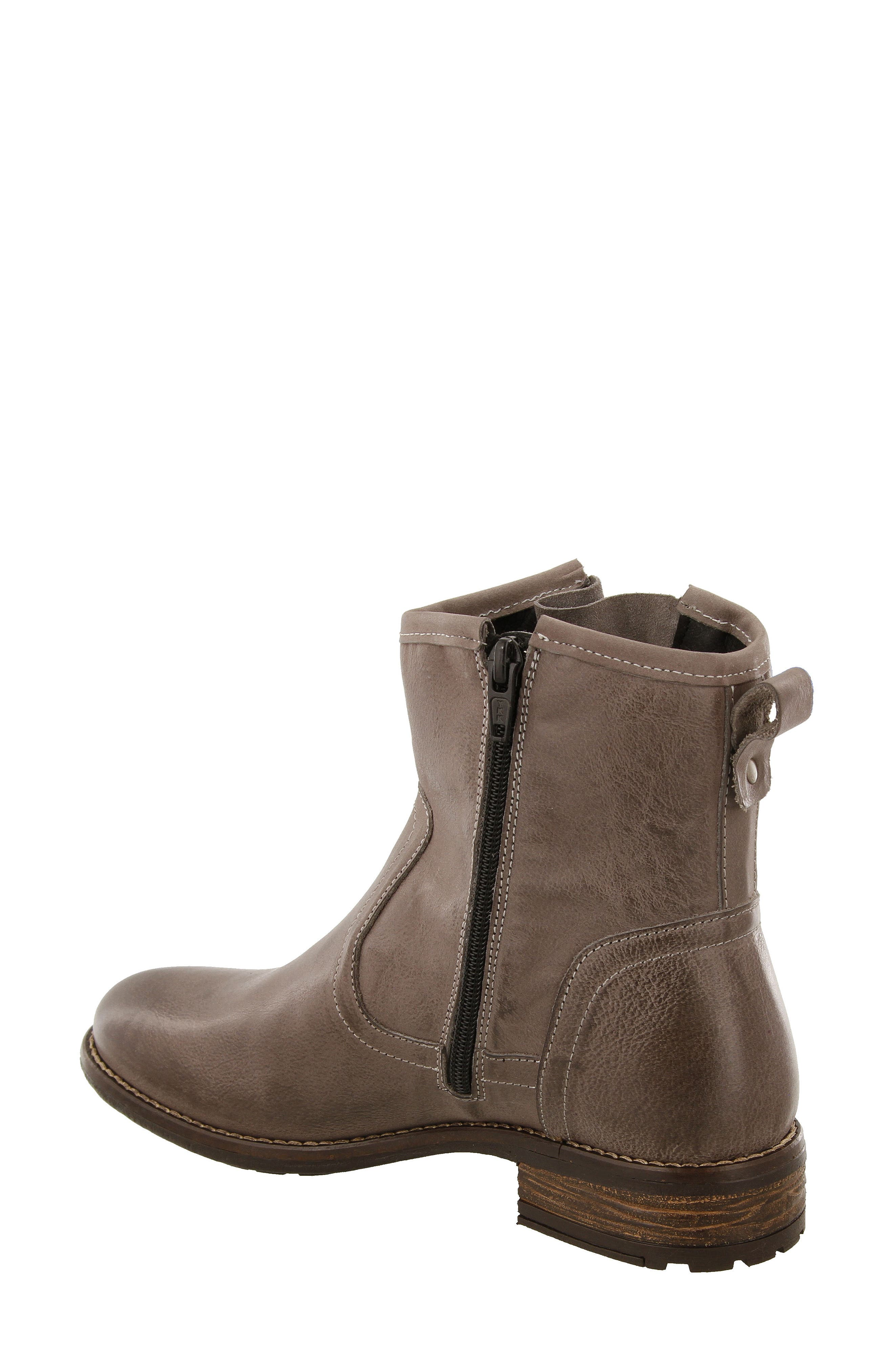 Convoy Boot,                             Alternate thumbnail 2, color,                             Grey Leather