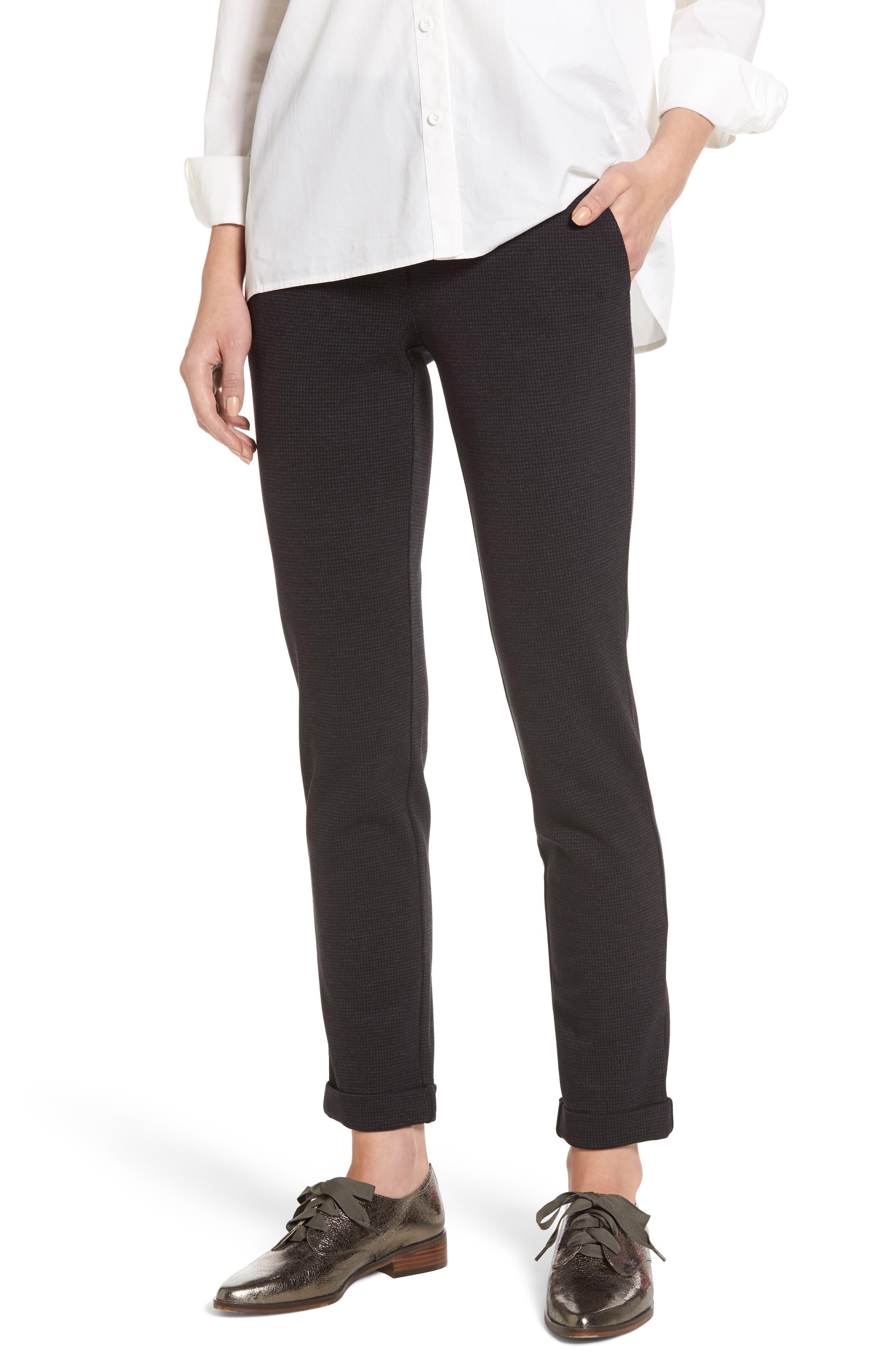 NIC+ZOE Polished Prep Stretch Slim Pants