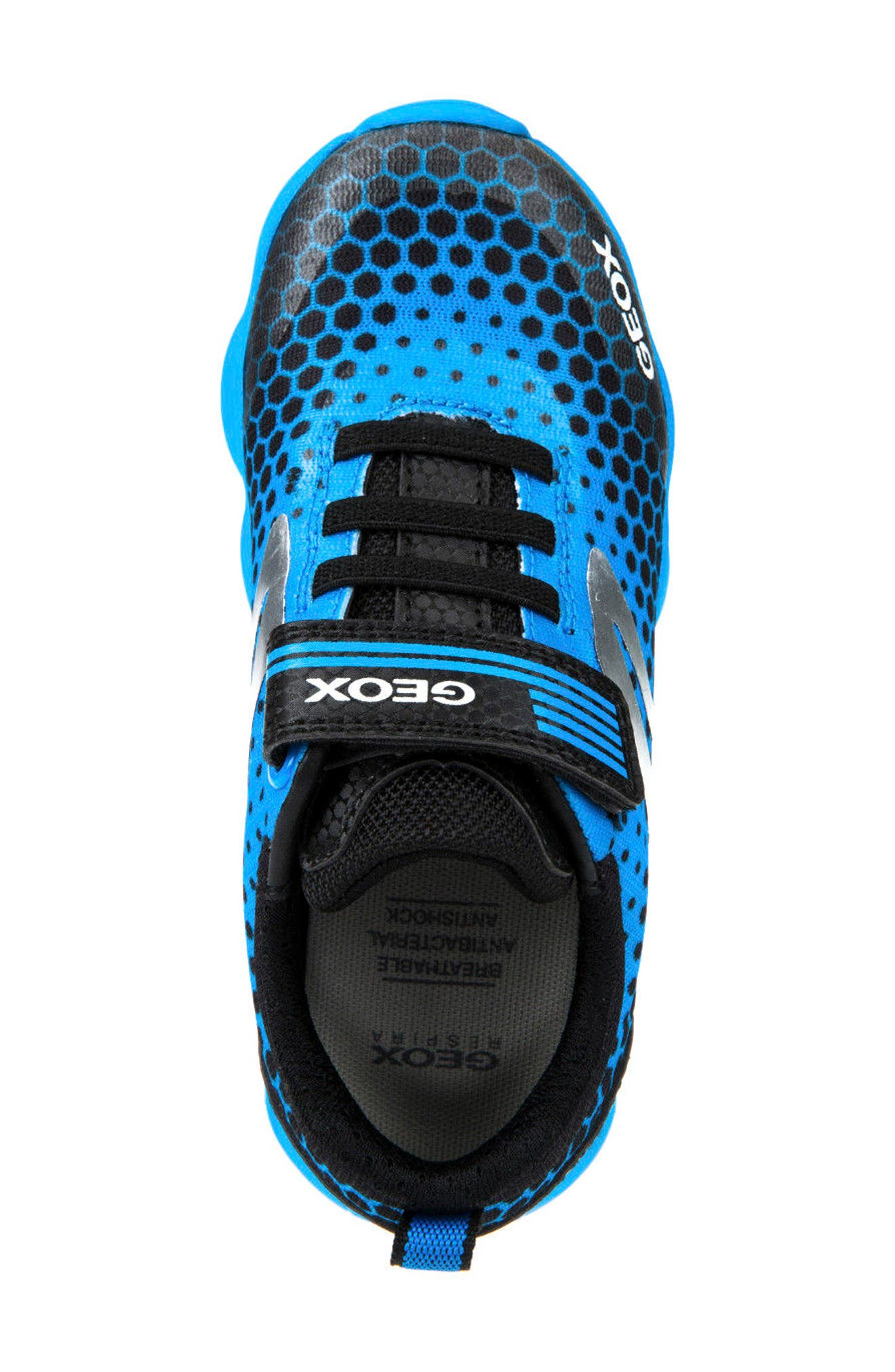 Munfrey Sneaker,                             Alternate thumbnail 5, color,                             Light Blue/ Black
