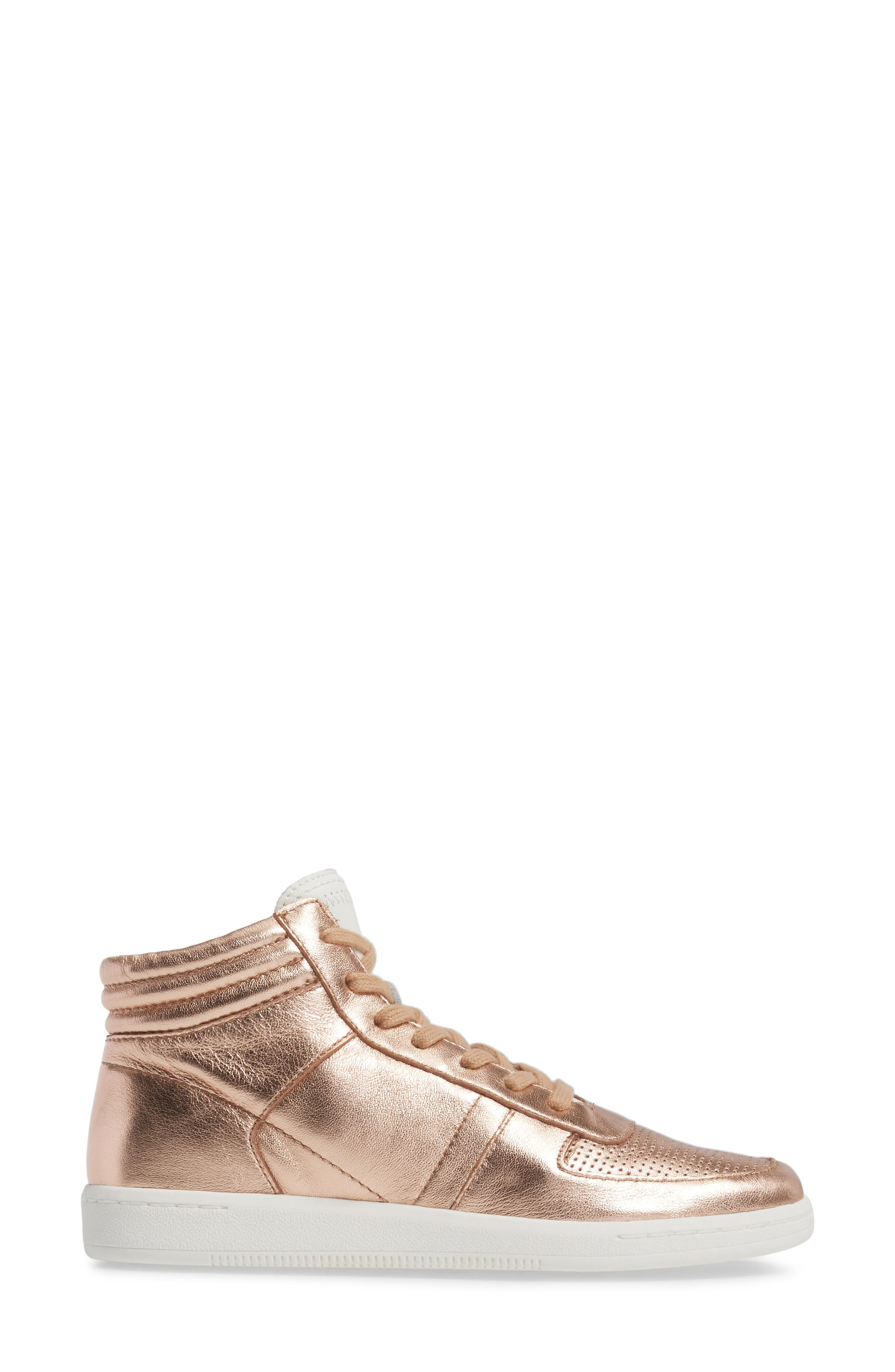 Alternate Image 3  - Dolce Vita Nate High Top Sneaker (Women)