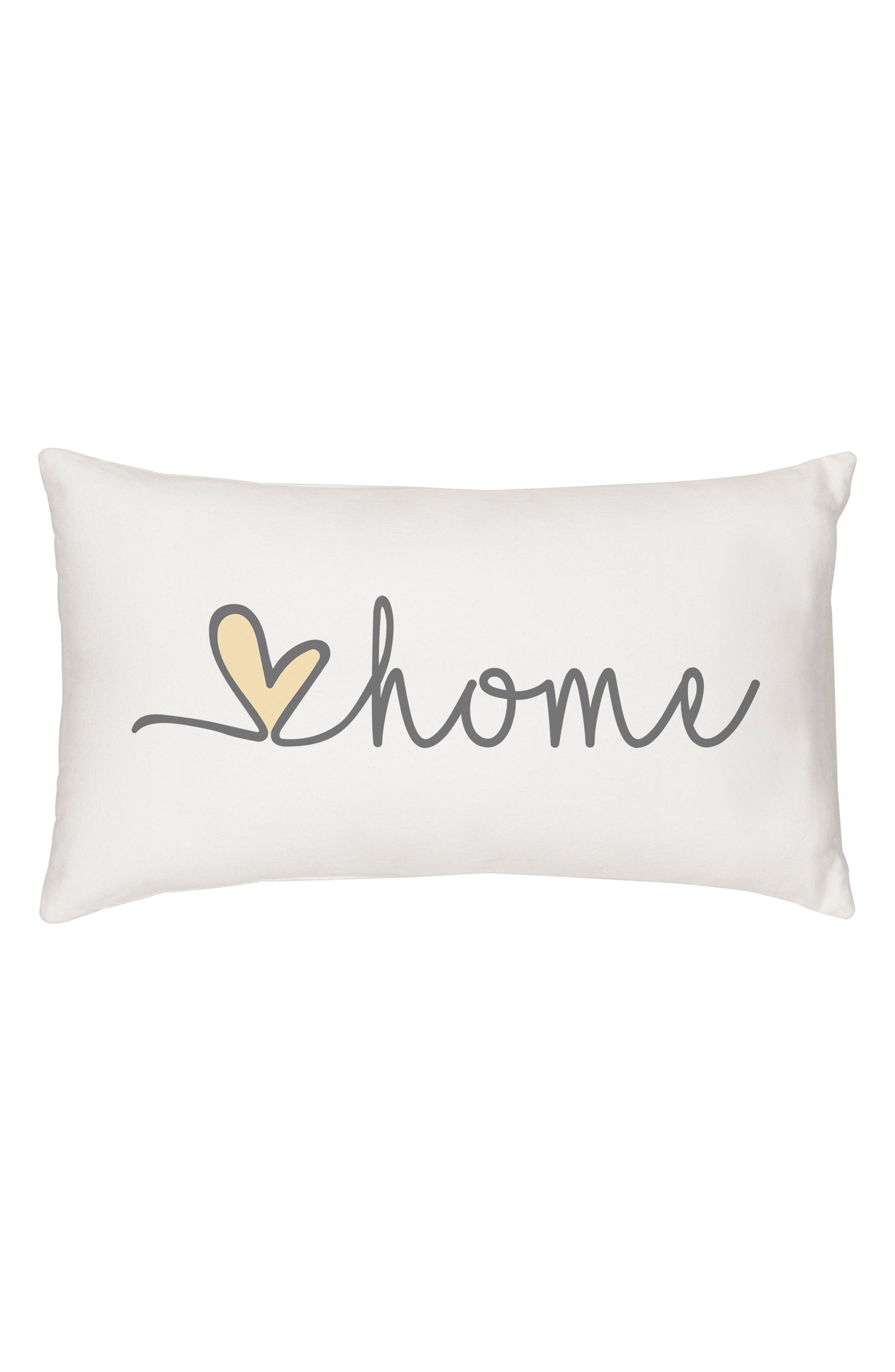 Cathy's Concepts Love Home Lumbar Accent Pillow