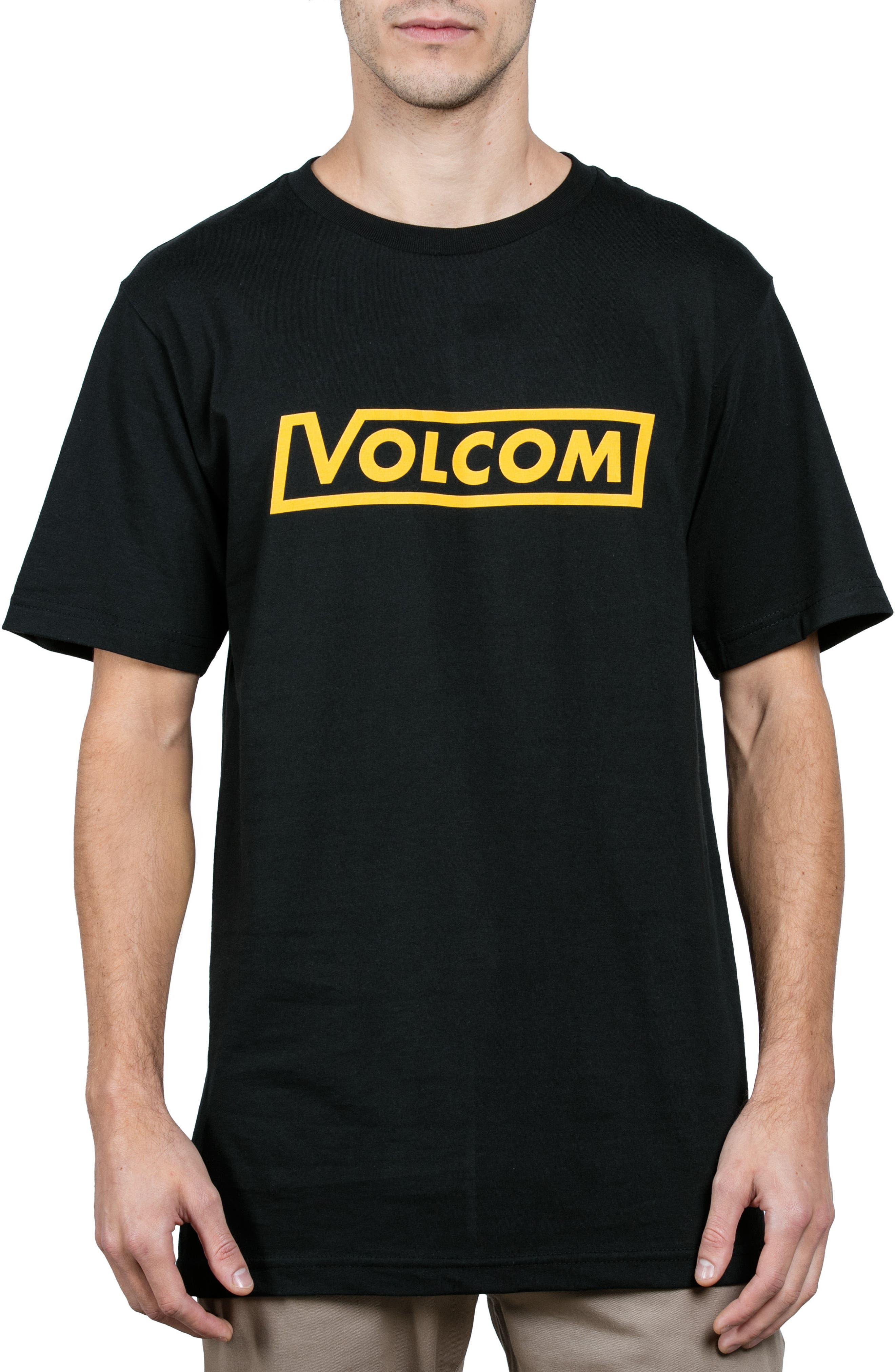 Alternate Image 1 Selected - Volcom Logo T-Shirt