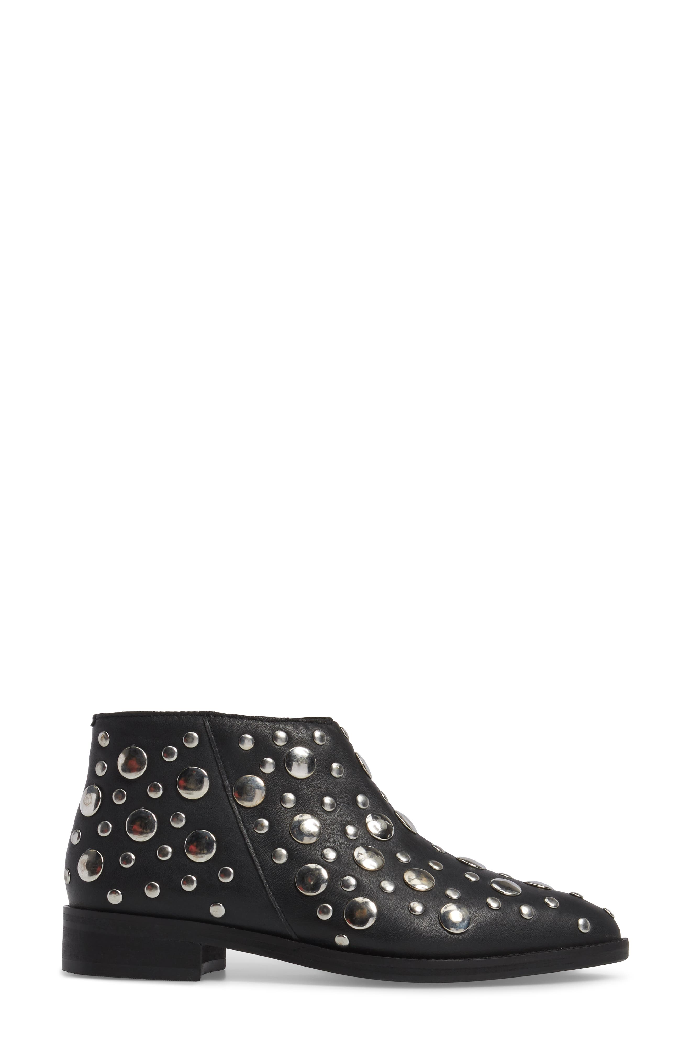 Alternate Image 3  - Topshop Alec Studded Bootie (Women)