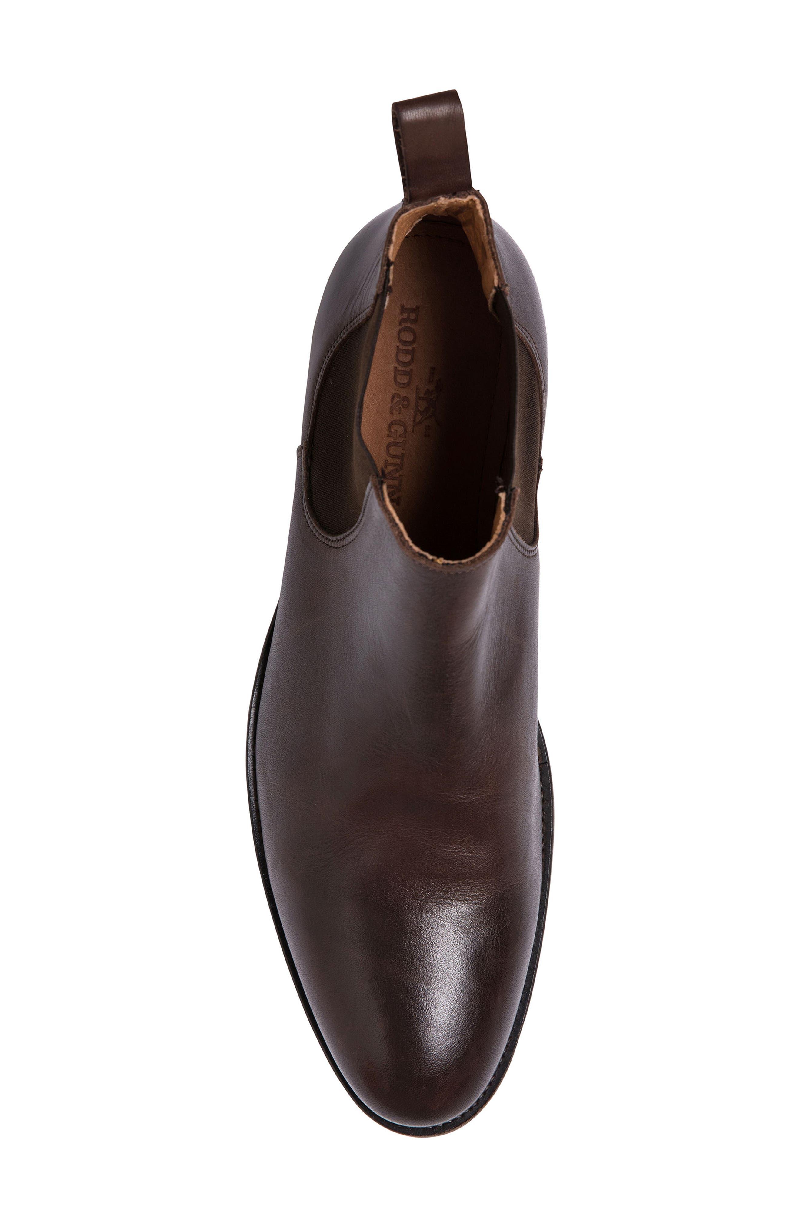 Alternate Image 5  - Rodd & Gunn Logan Terrace Chelsea Boot (Men)