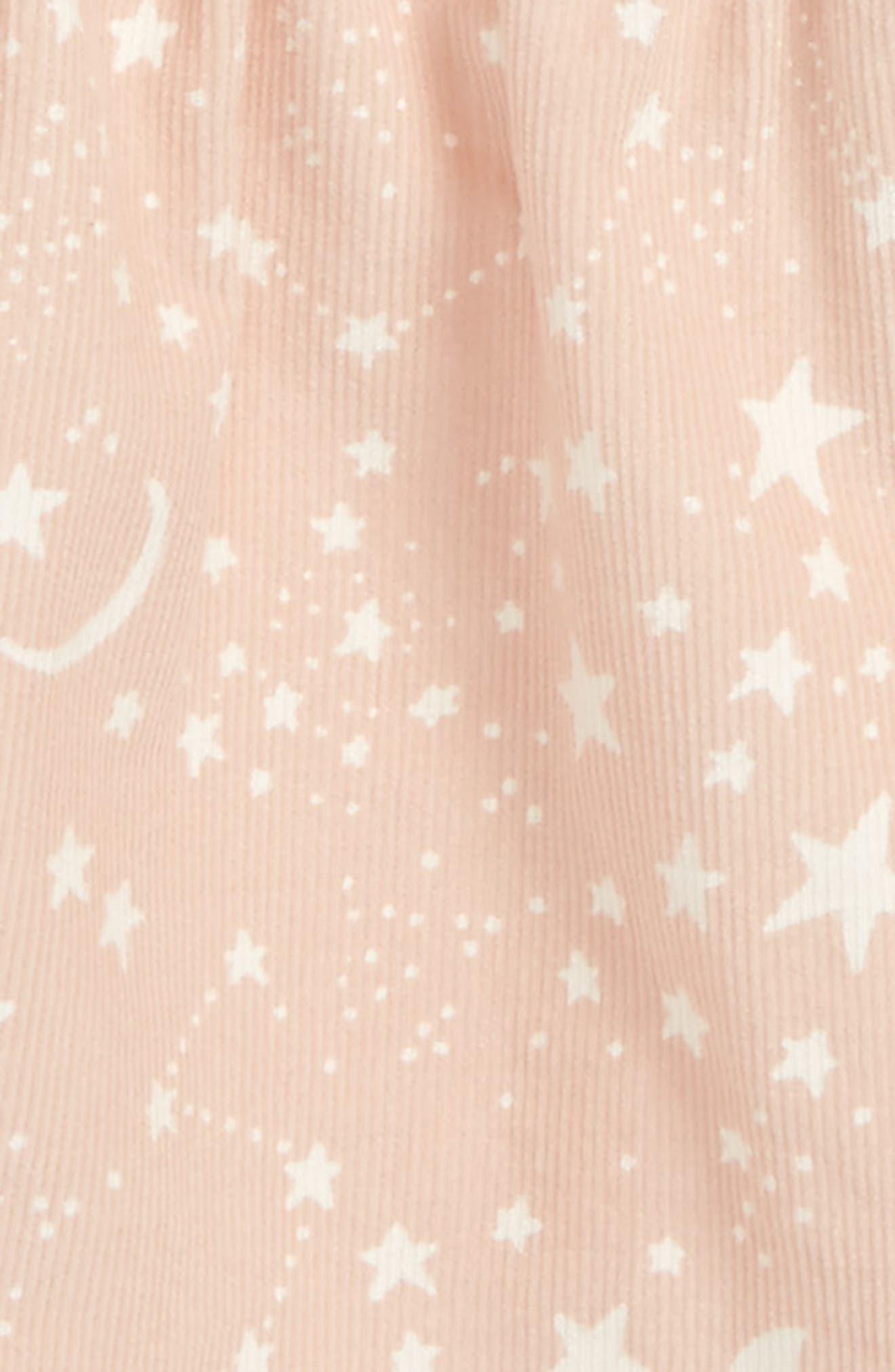 Skippy Star Print Dress,                             Alternate thumbnail 2, color,                             Pink
