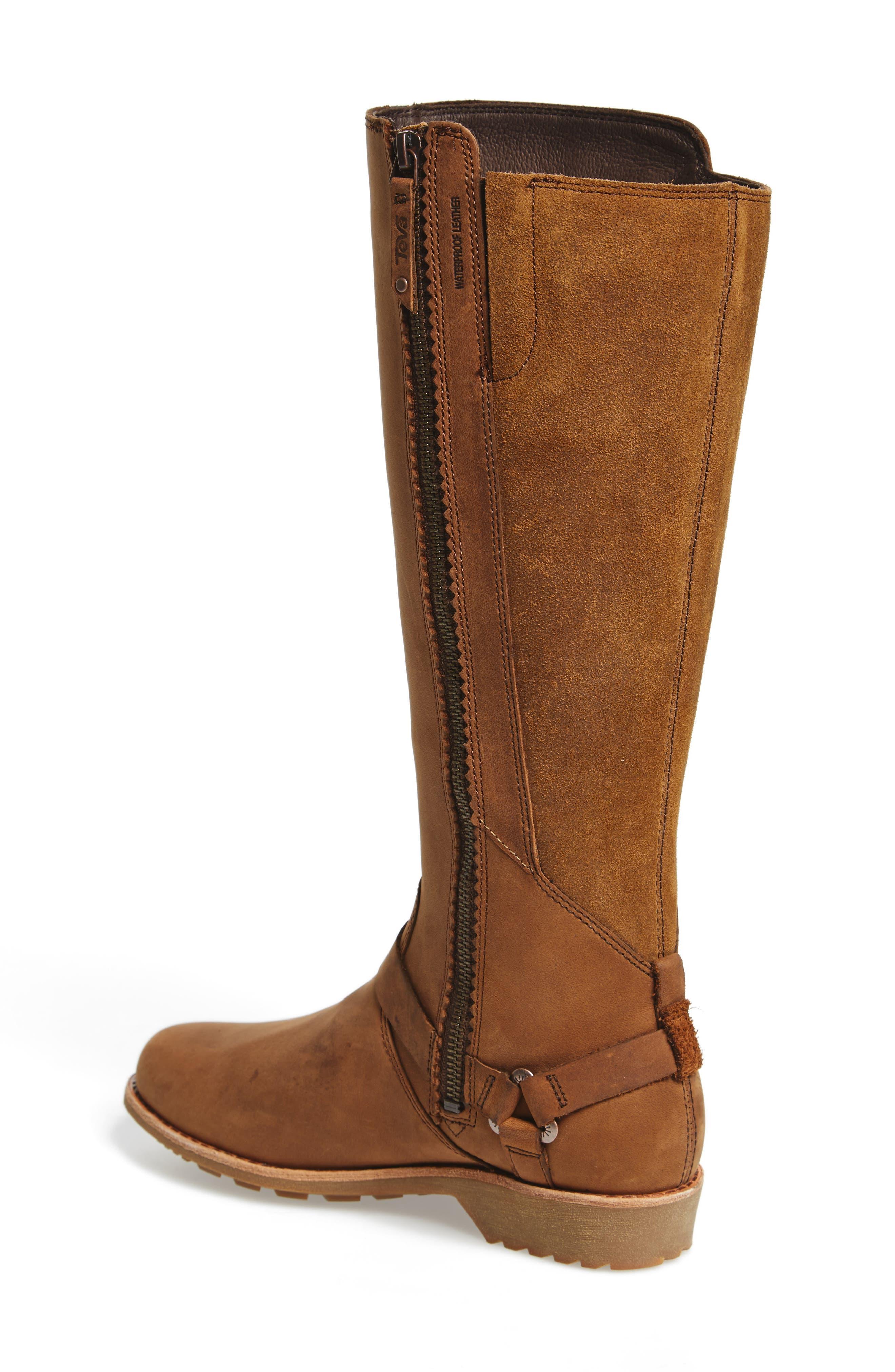 Alternate Image 2  - Teva De La Vina Waterproof Boot (Women)