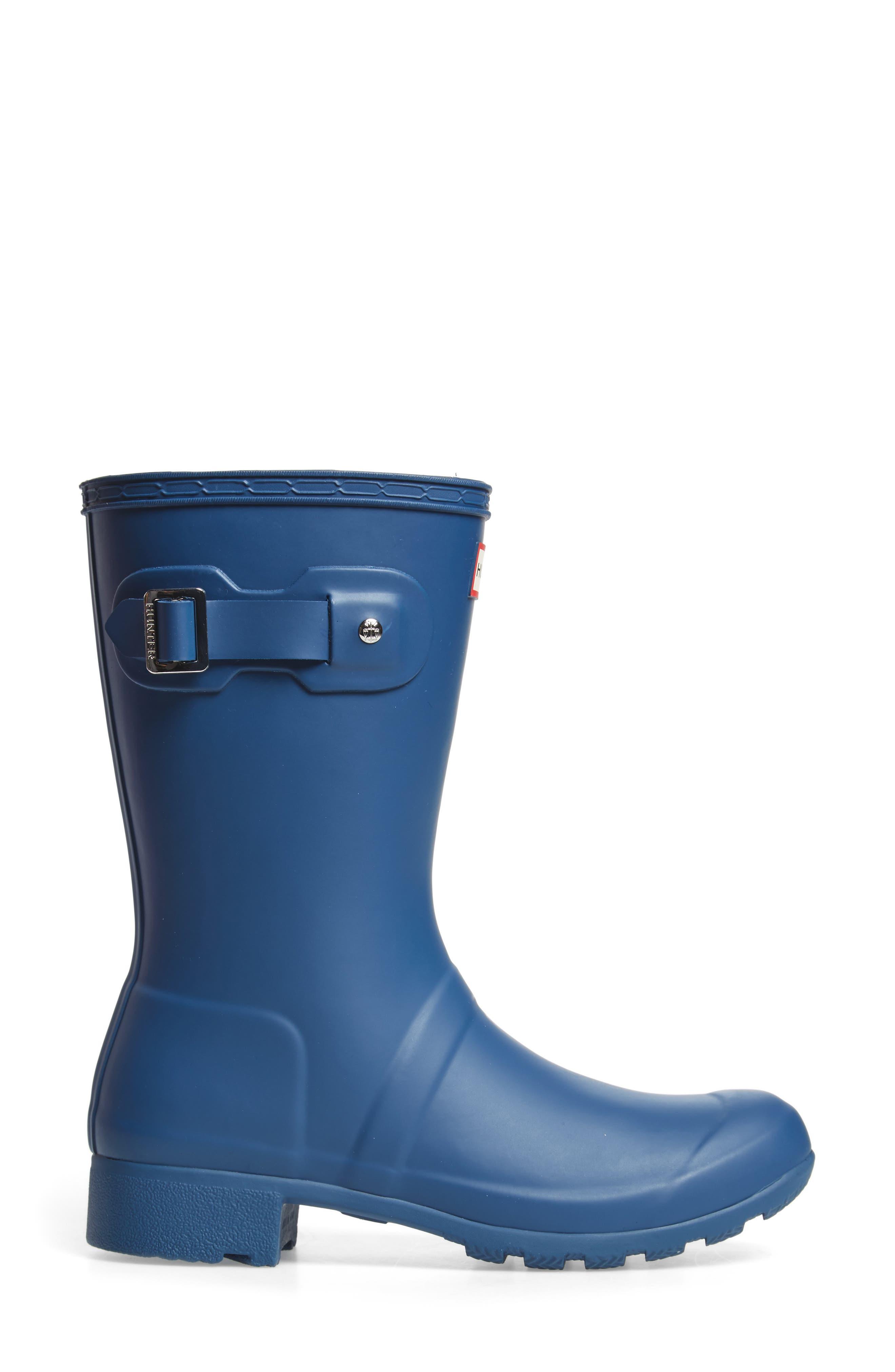 Alternate Image 3  - Hunter Original Tour Short Packable Rain Boot (Women)