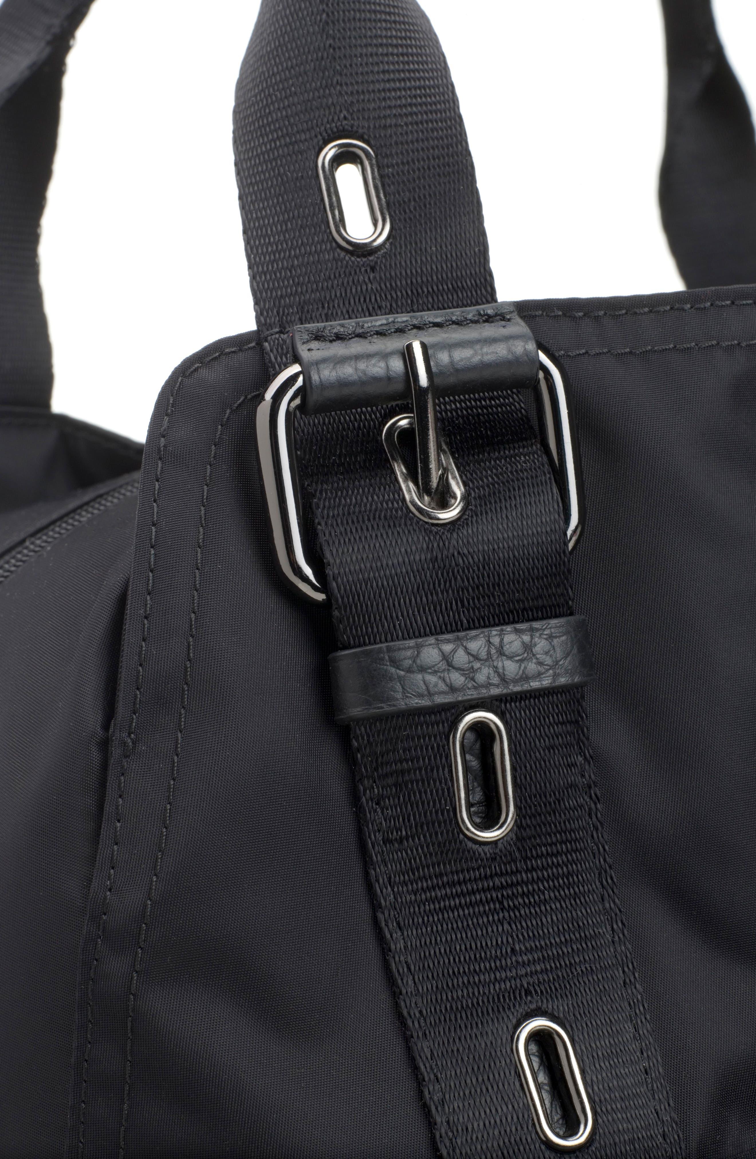Alternate Image 5  - Storksak Alexa Luxe Diaper Bag