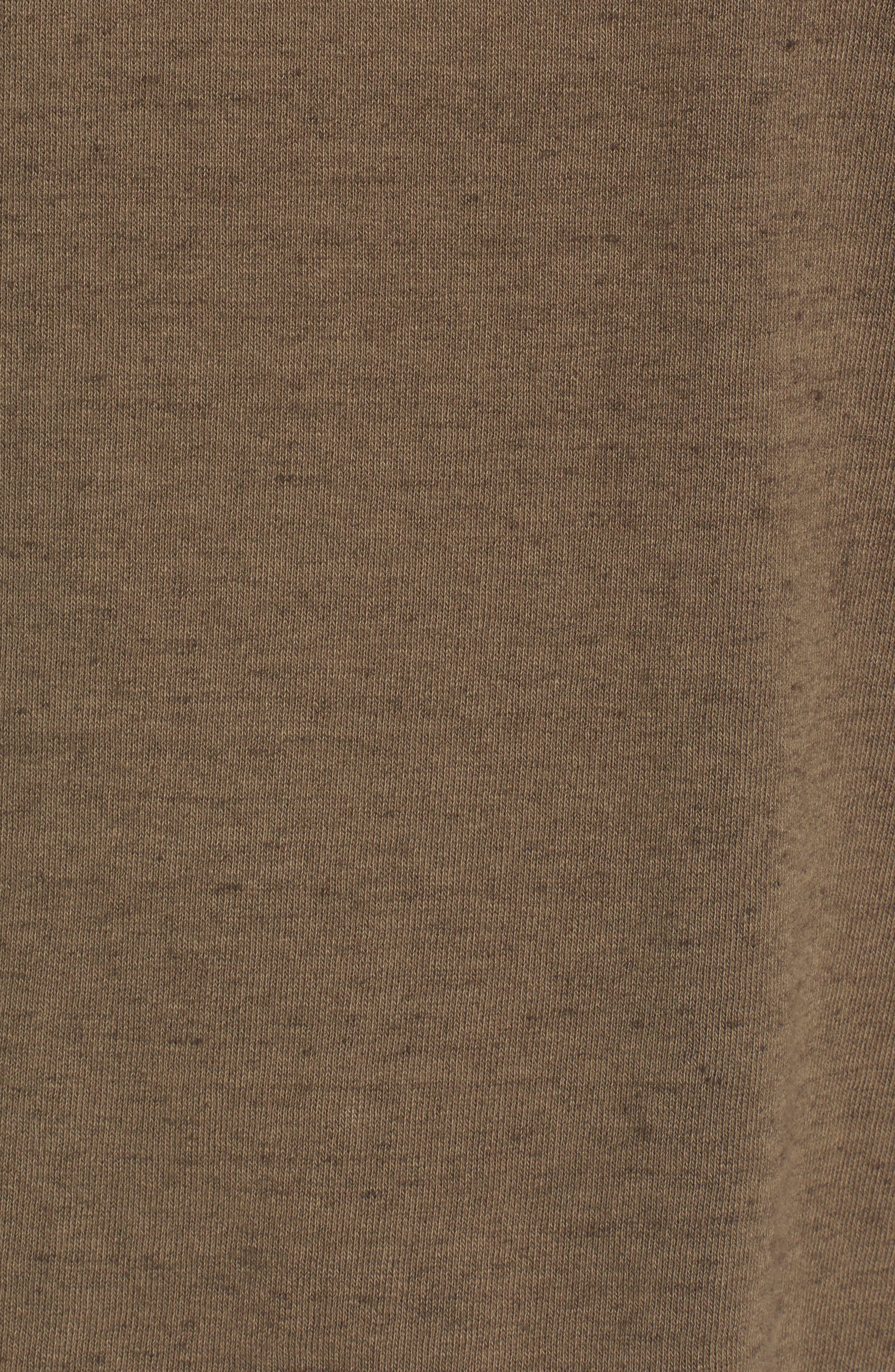 Alternate Image 5  - James Perse Vintage Sweatshirt Tee