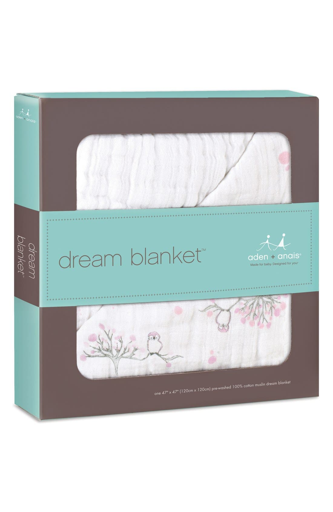 Alternate Image 3  - aden + anais Classic Dream Blanket™