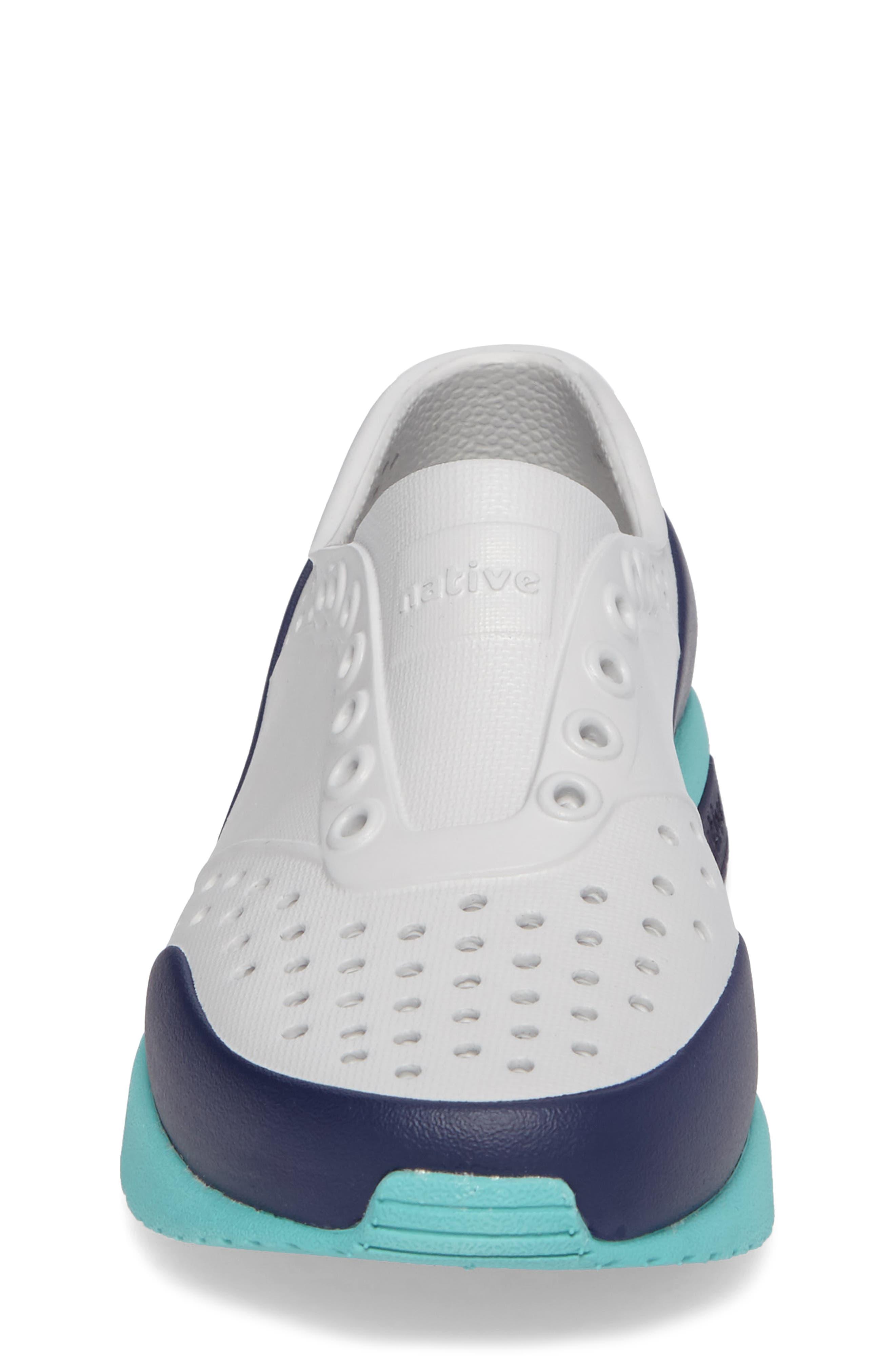 Alternate Image 4  - Native Shoes Lennox Block Slip-On Sneaker (Baby, Walker, Toddler & Little Kid)