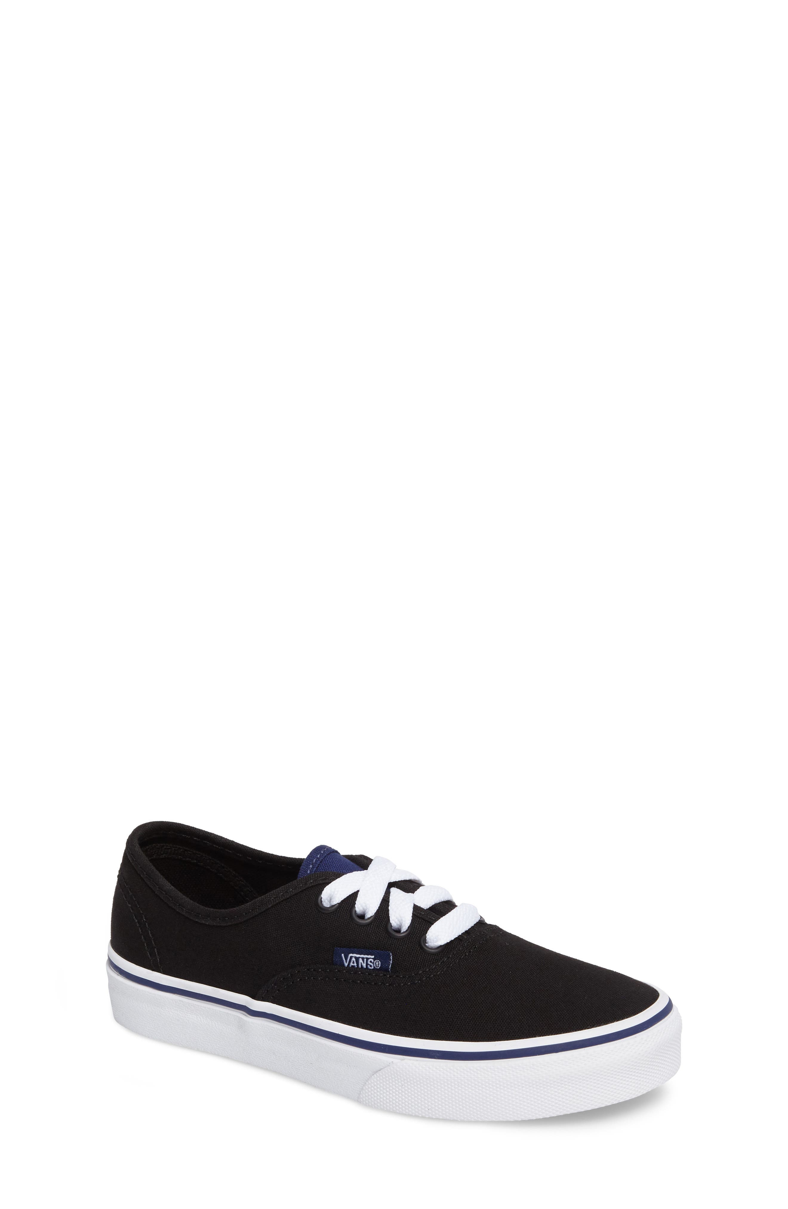 Vans 'Authentic' Sneaker (Little Kid & Big Kid)