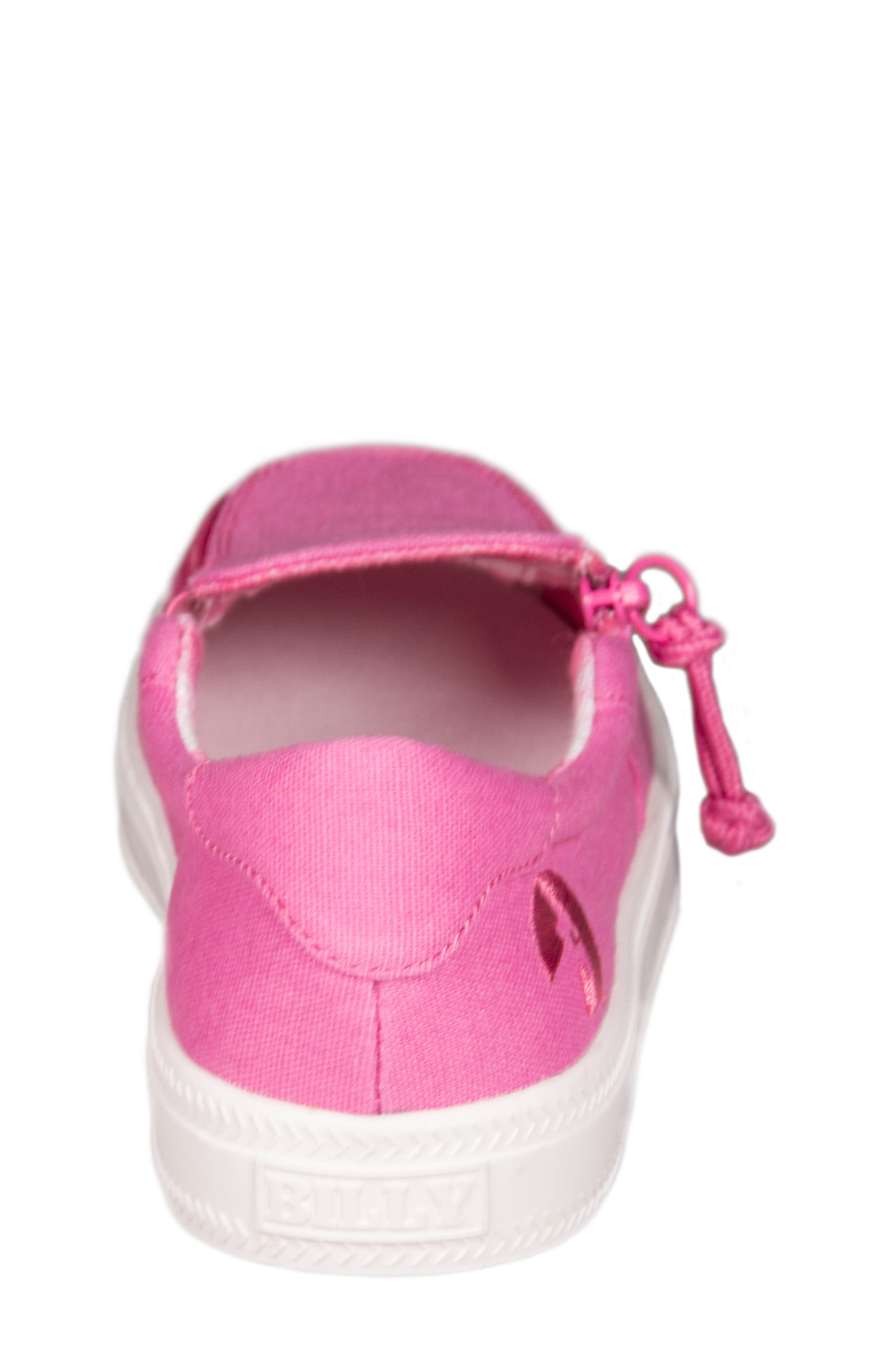 Alternate Image 7  - BILLY Footwear Zip Around Low Top Sneaker (Toddler, Little Kid & Big Kid)