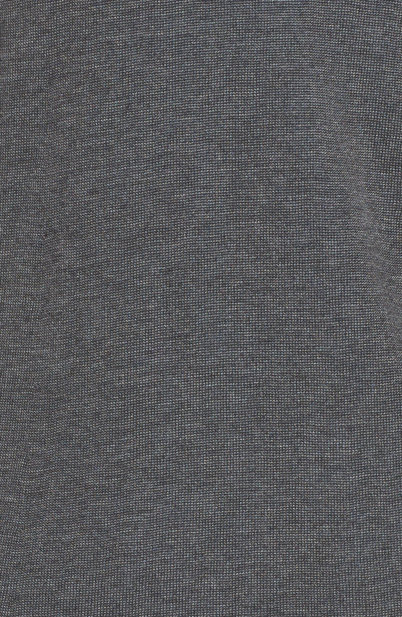 Alternate Image 5  - Eileen Fisher Slouchy Tencel® Blend Cardigan (Plus Size)