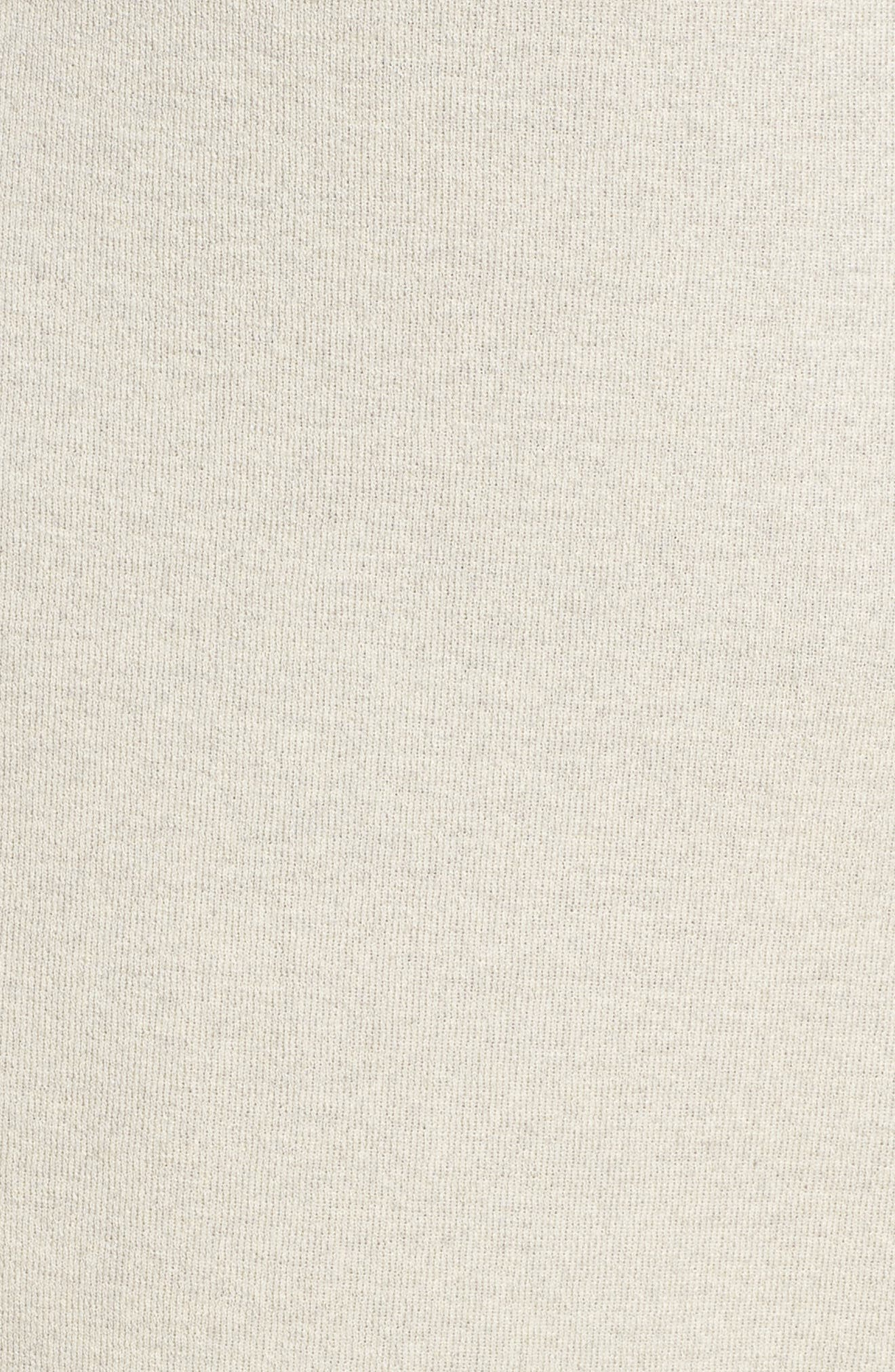 Alternate Image 5  - Eileen Fisher Wool Knit Pencil Skirt (Plus Size)