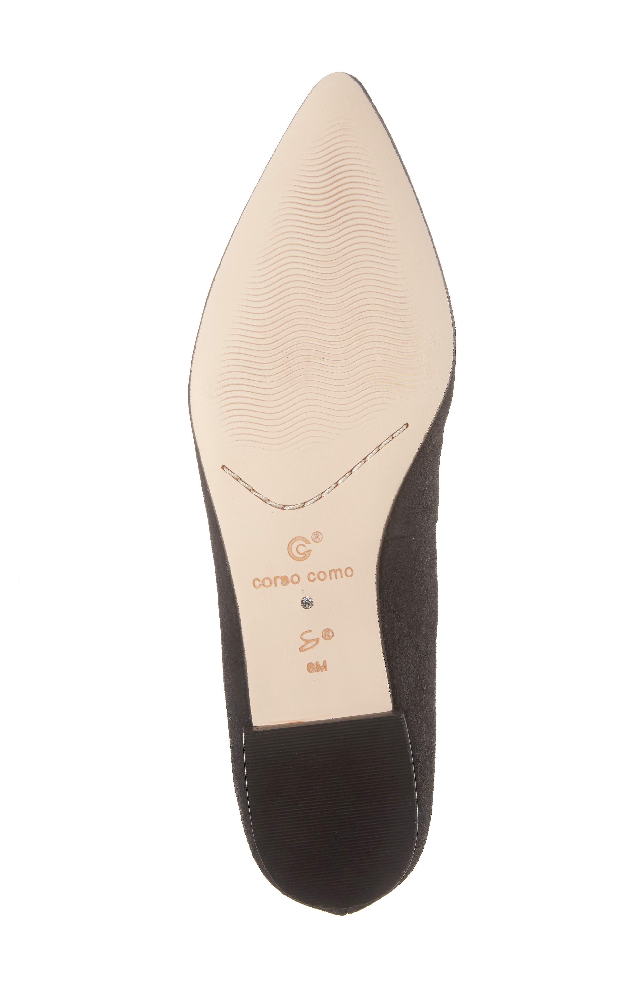 Alternate Image 6  - Corso Como Ramona Ankle Strap Flat (Women)