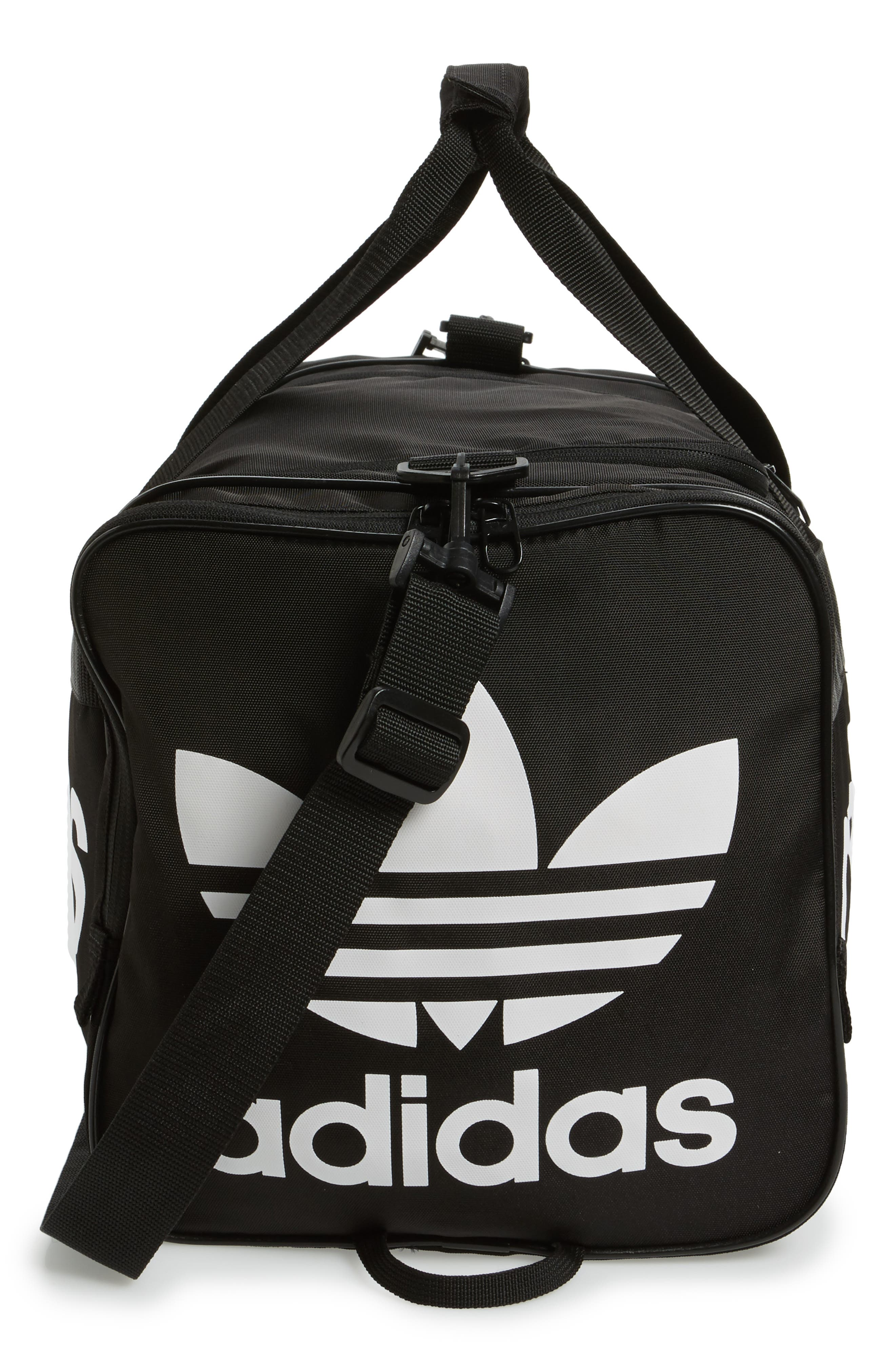 Alternate Image 5  - adidas Originals Santiago Duffel Bag