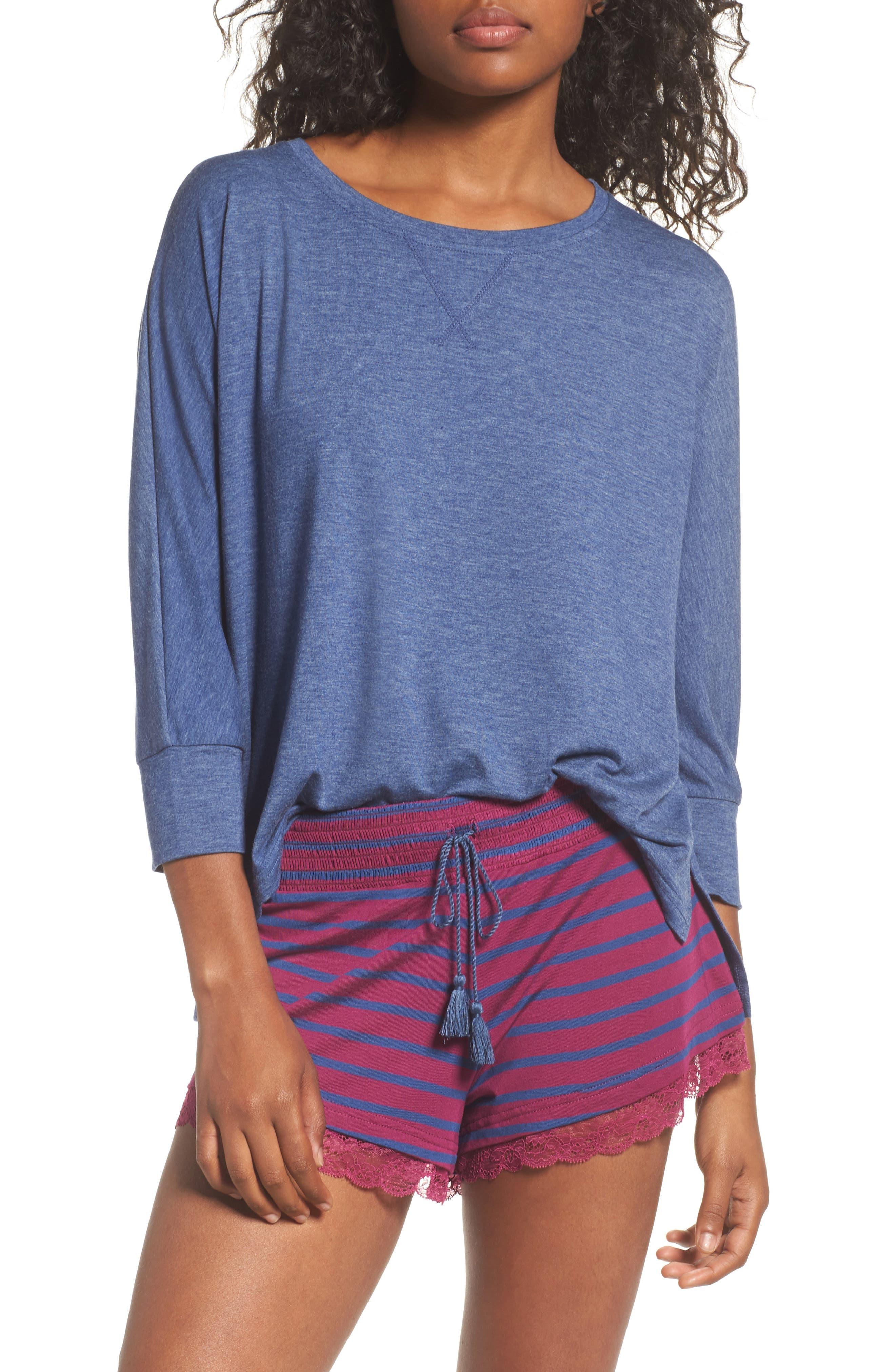 Alternate Image 1 Selected - Honeydew Short Pajamas