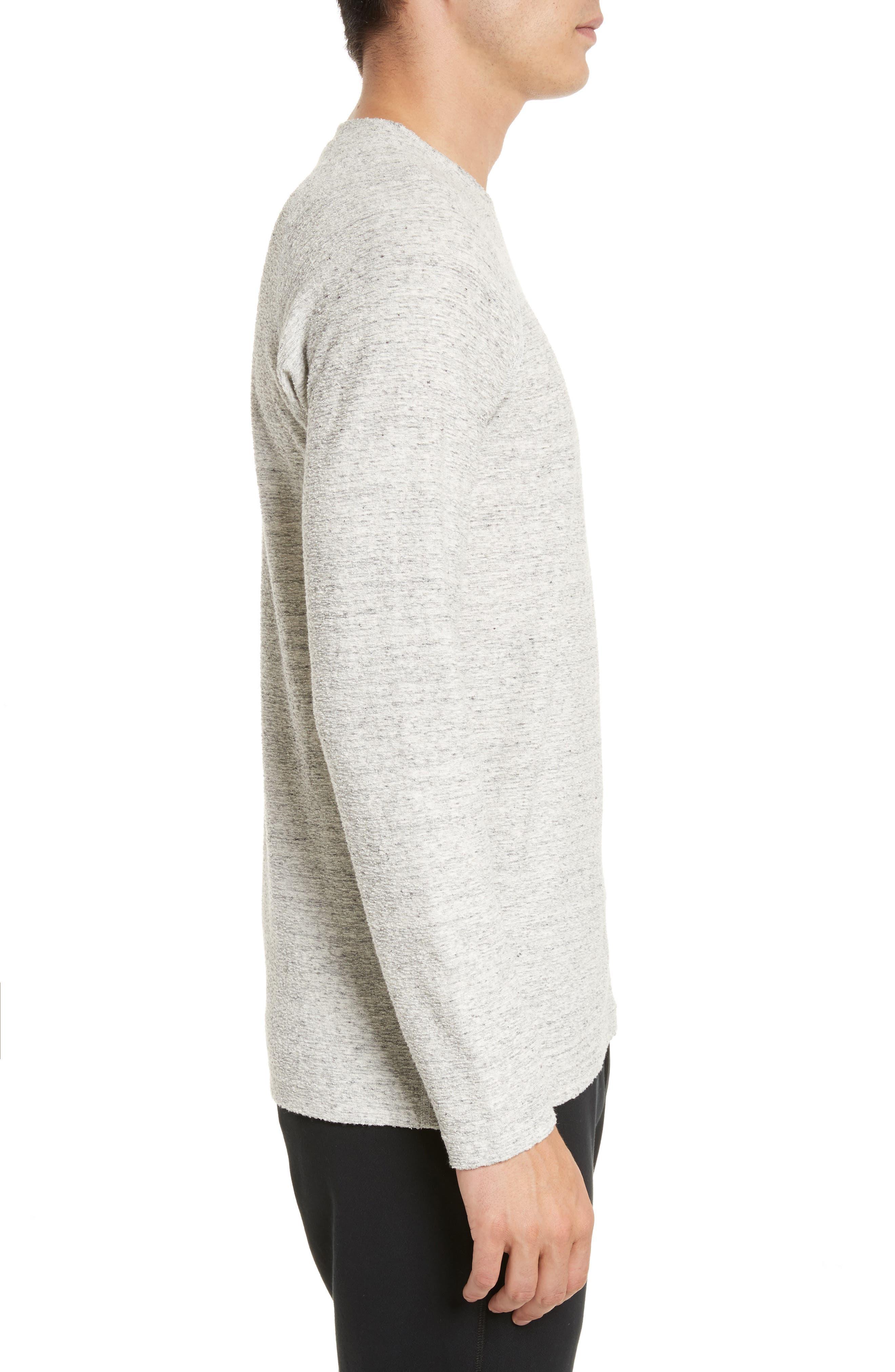 Alternate Image 3  - wings + horns Long Sleeve T-Shirt