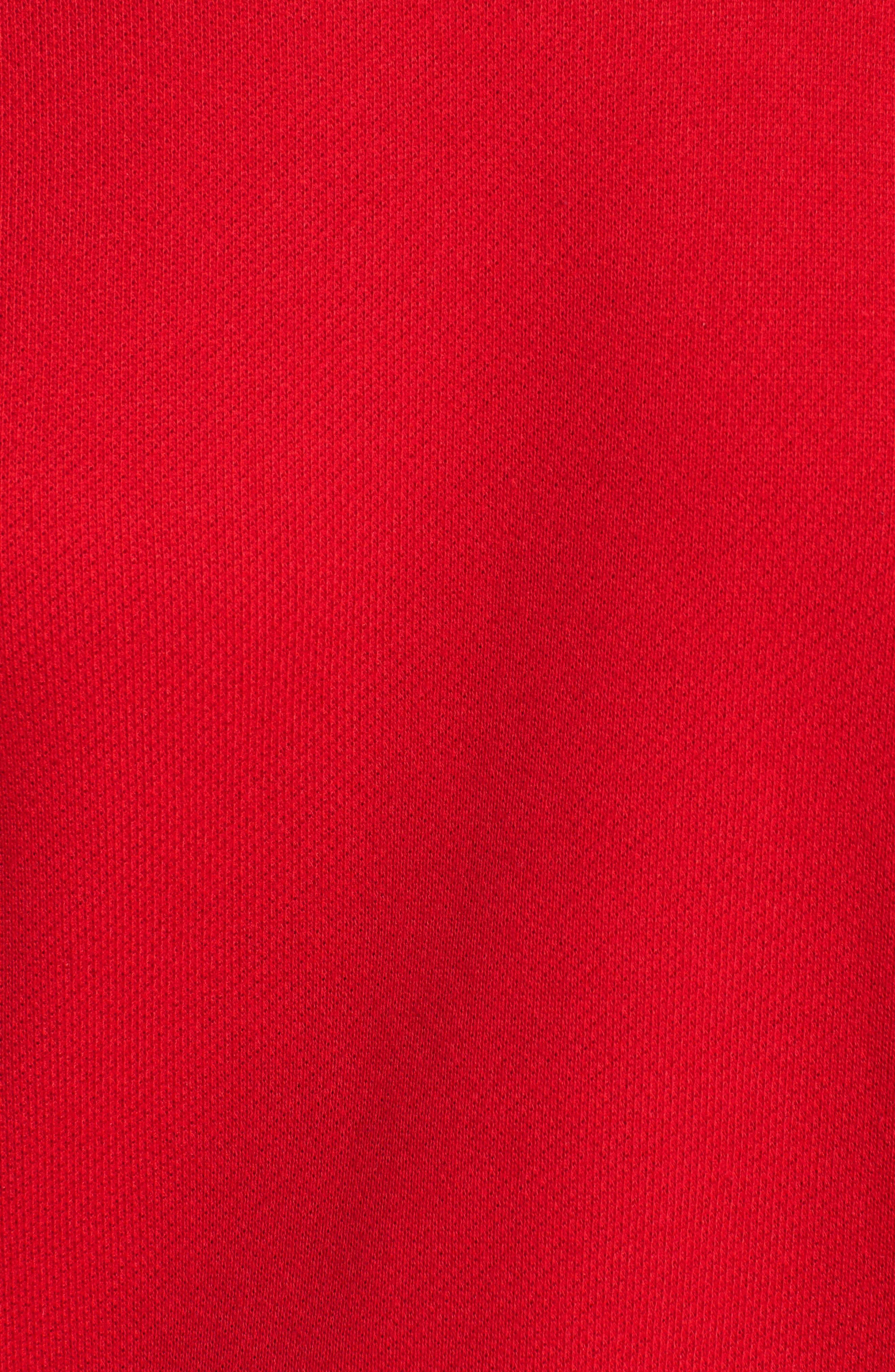 Alternate Image 5  - AFRM Mikko Distressed Cold Shoulder Sweatshirt