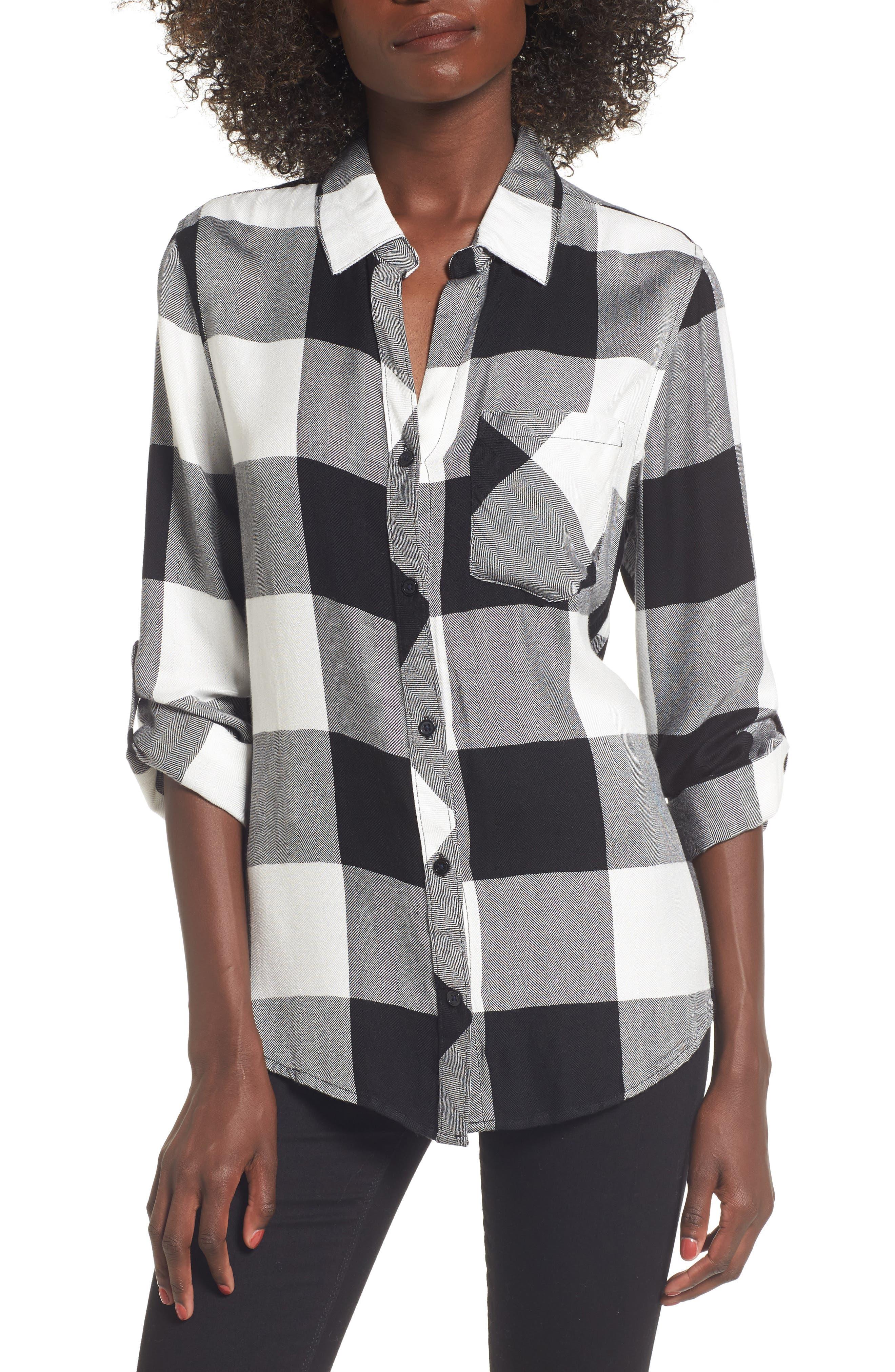 Thread & Supply Ras Plaid Shirt