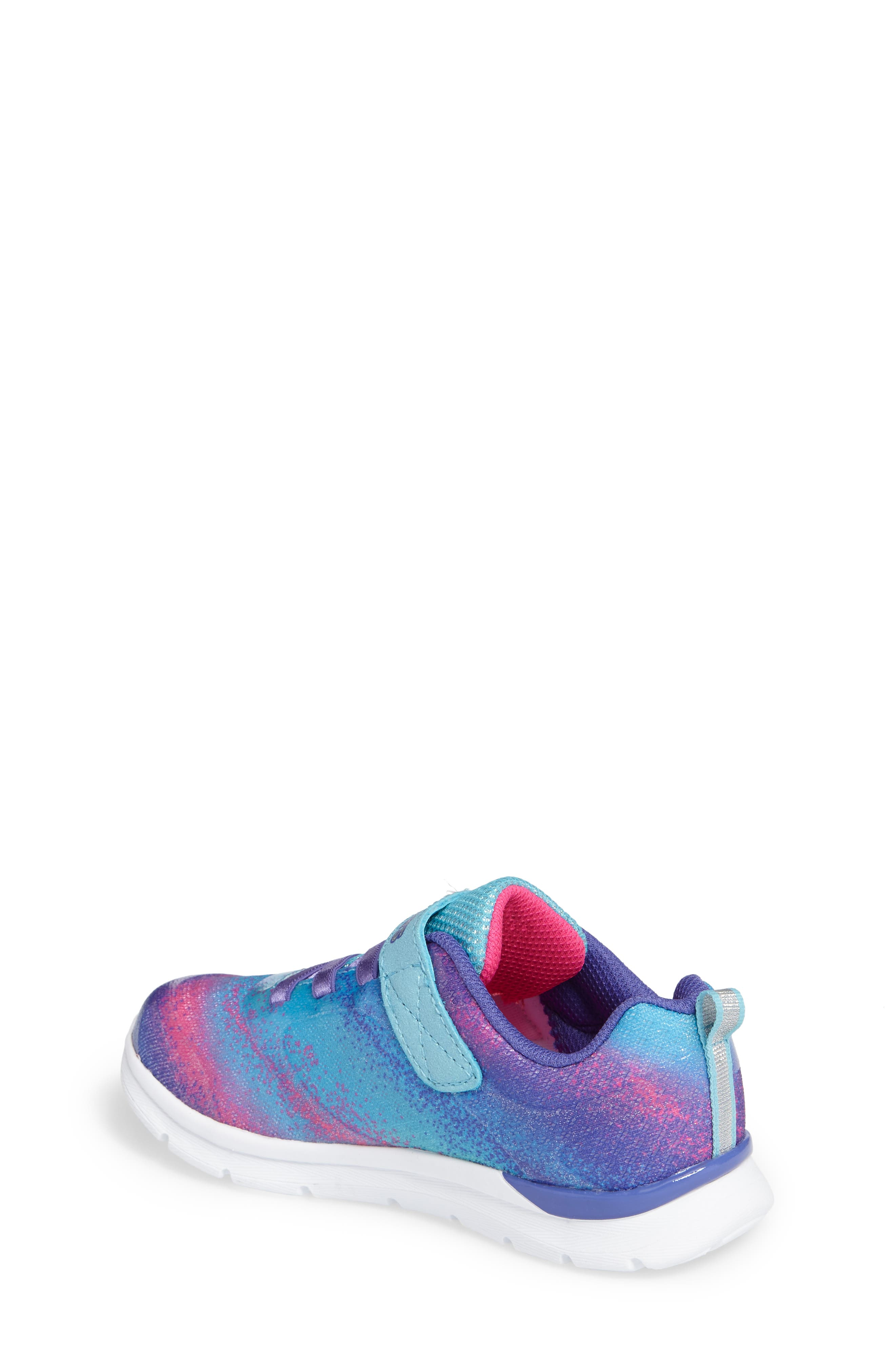 Alternate Image 2  - SKECHERS Skech-Lite Colorful Cutie Sneaker (Walker & Toddler)