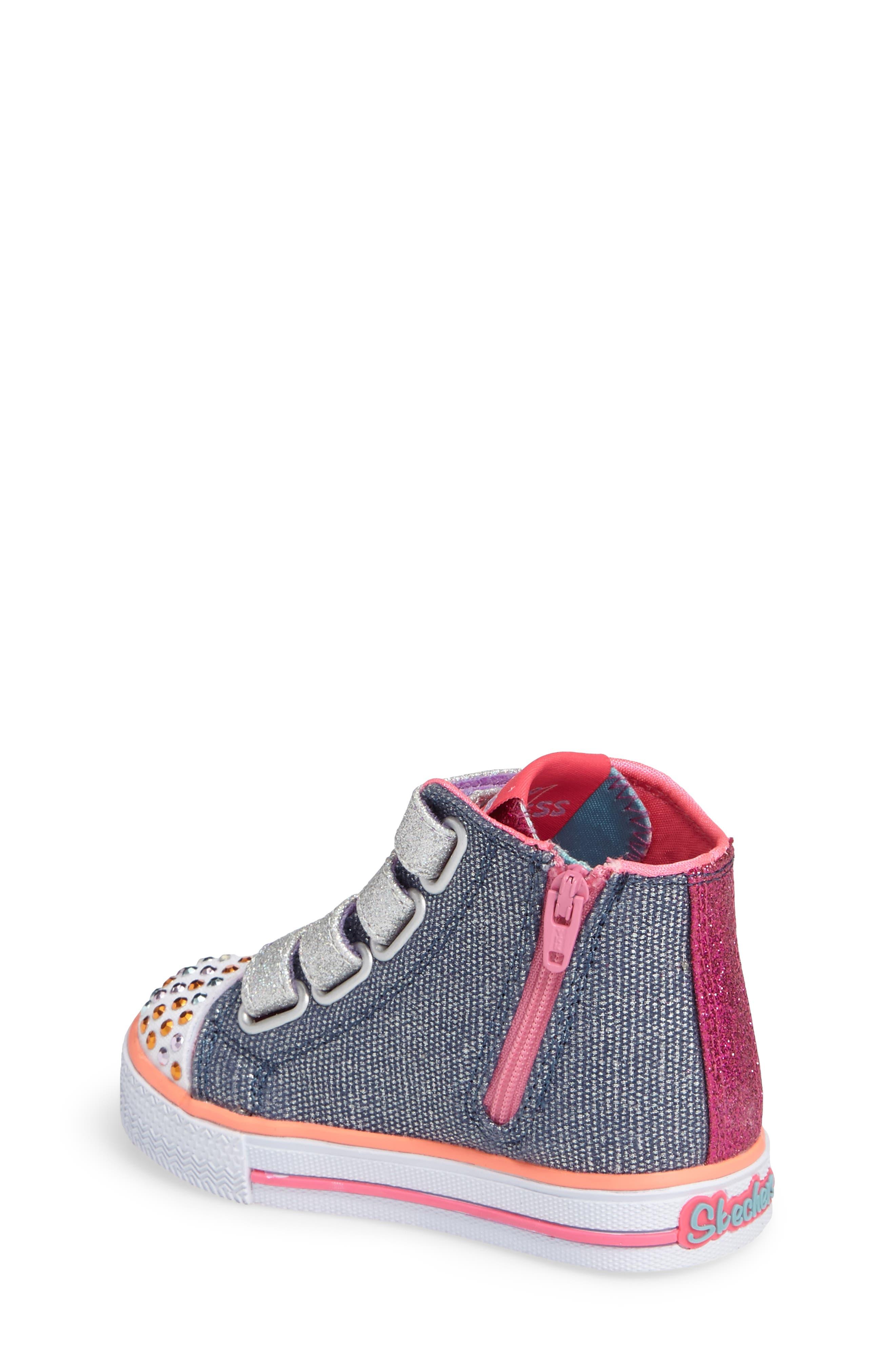Alternate Image 2  - SKECHERS Shuffles Sneaker (Walker & Toddler)