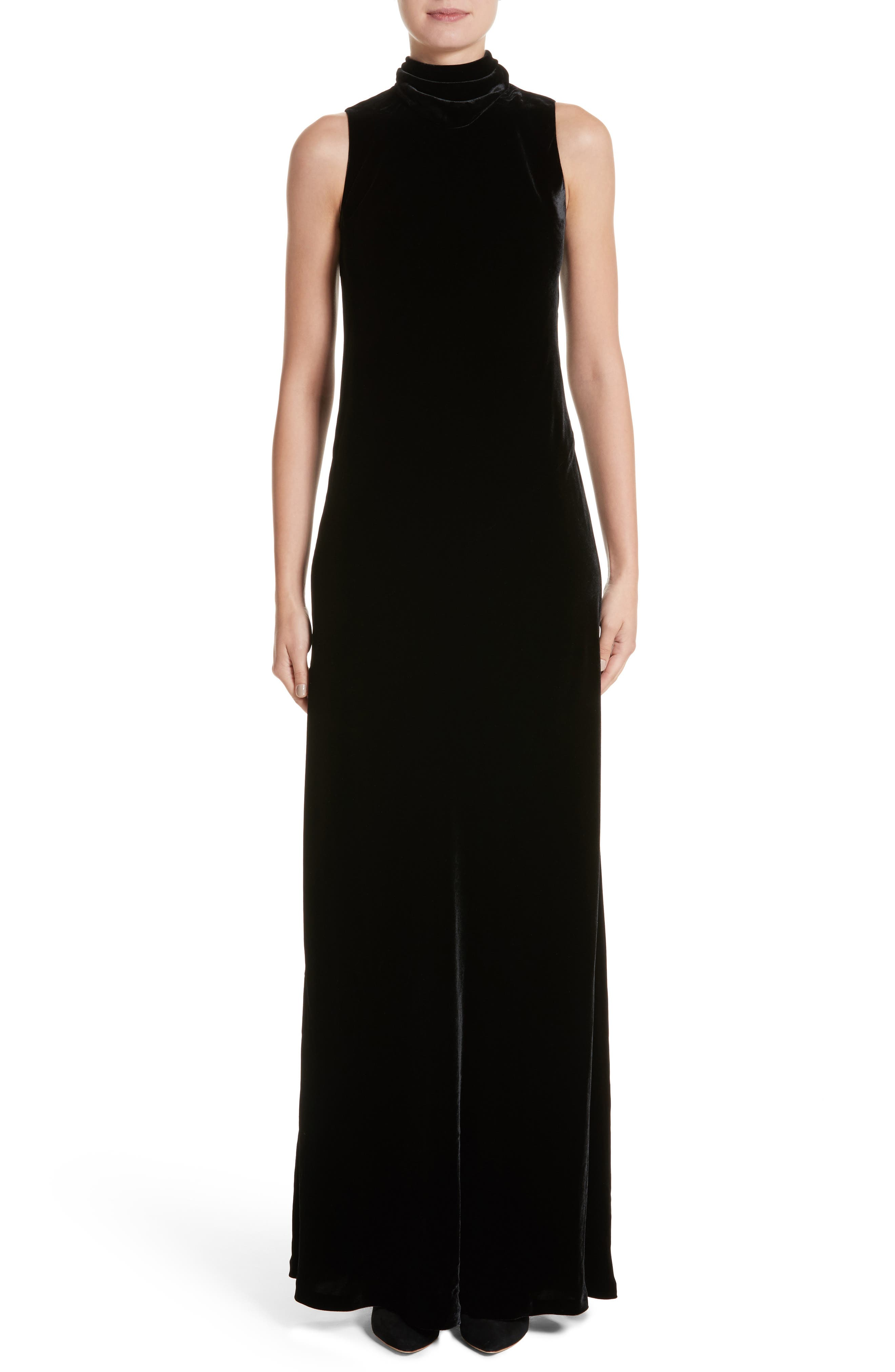 Lafayette 148 New York Yana Velvet Dress