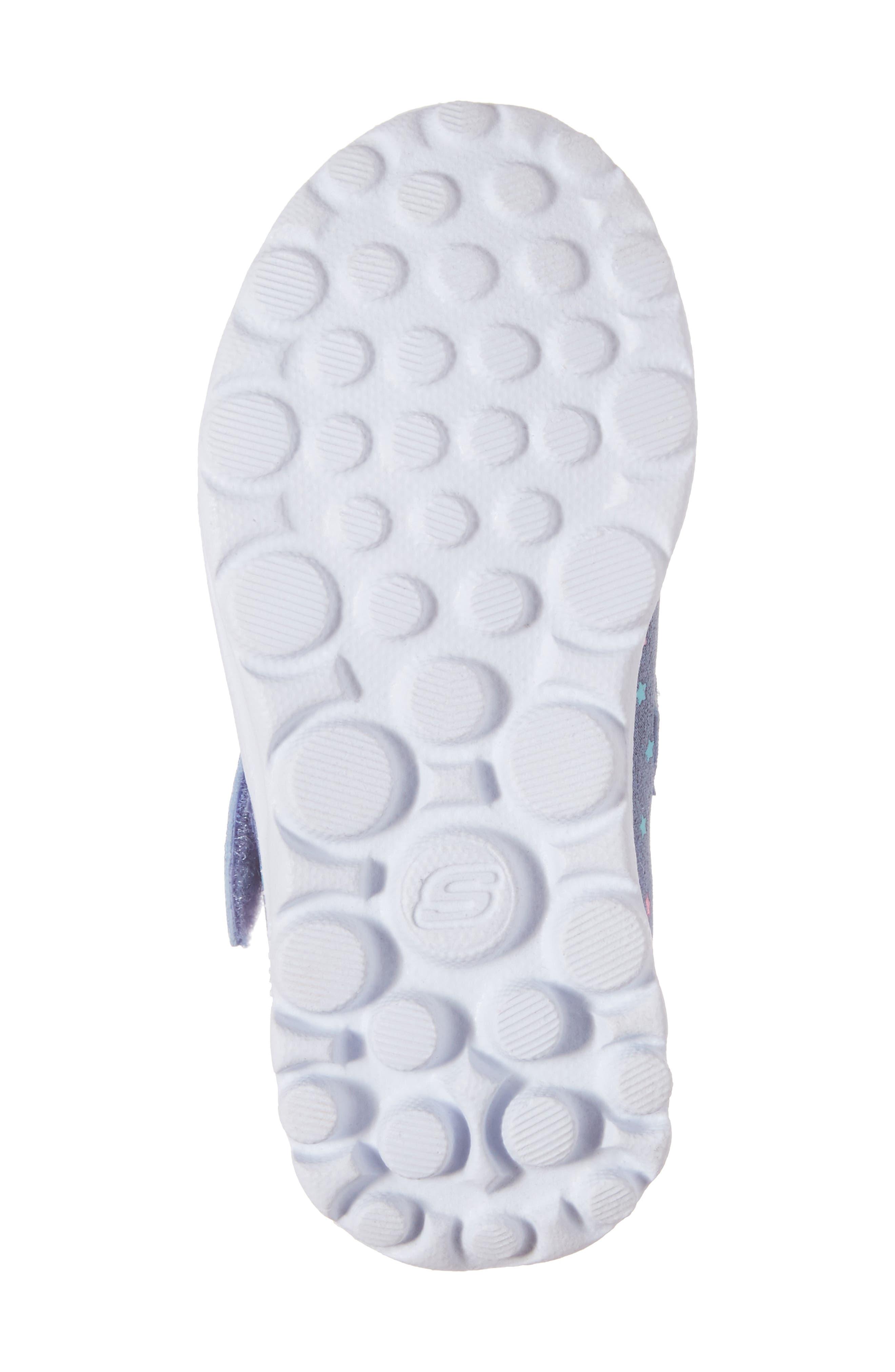 Alternate Image 6  - SKECHERS Go Walk Slip-On Sneaker (Baby, Walker, Toddler & Little Kid)