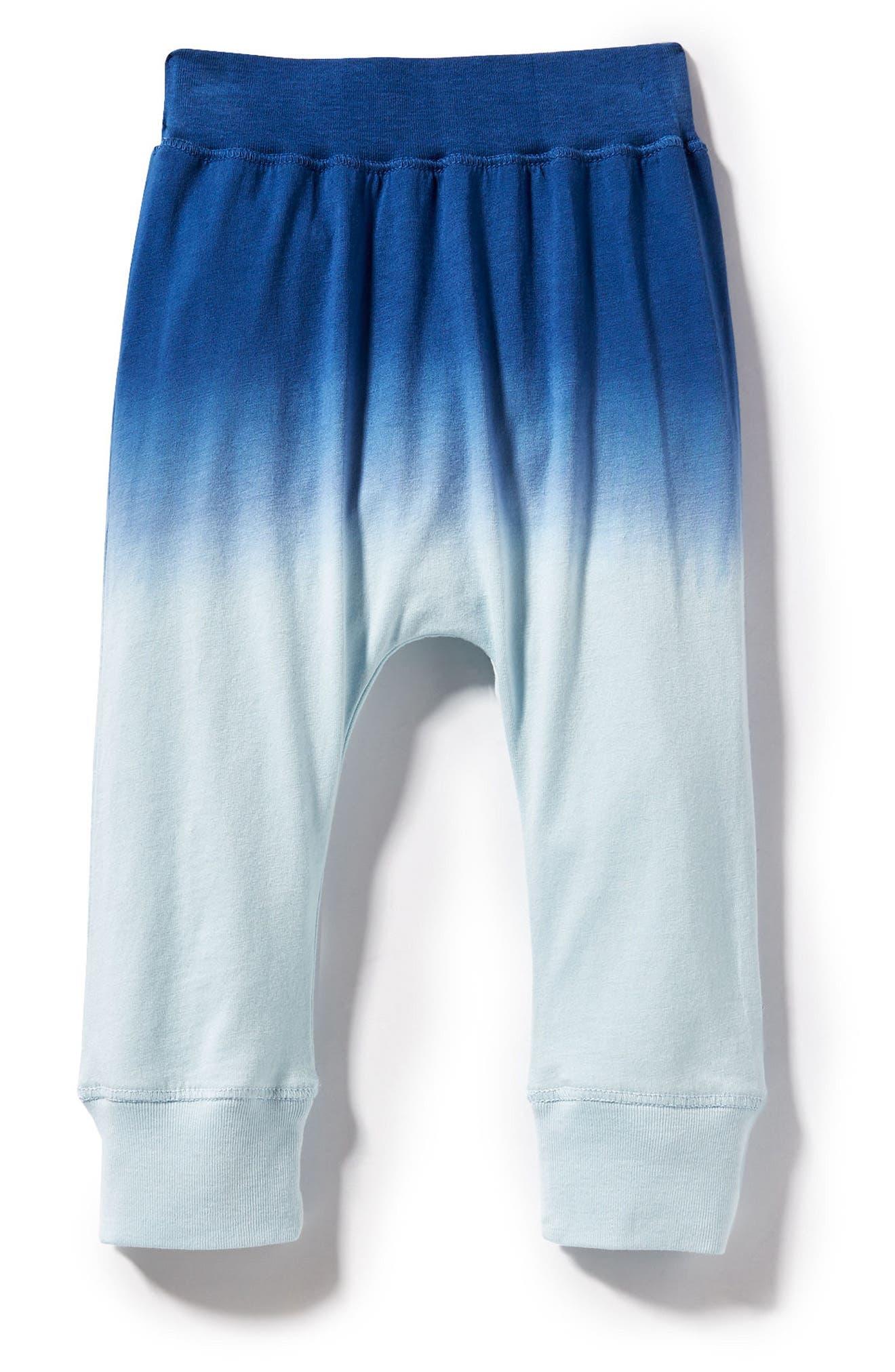 Peek Dip Dye Leggings (Baby Boys)