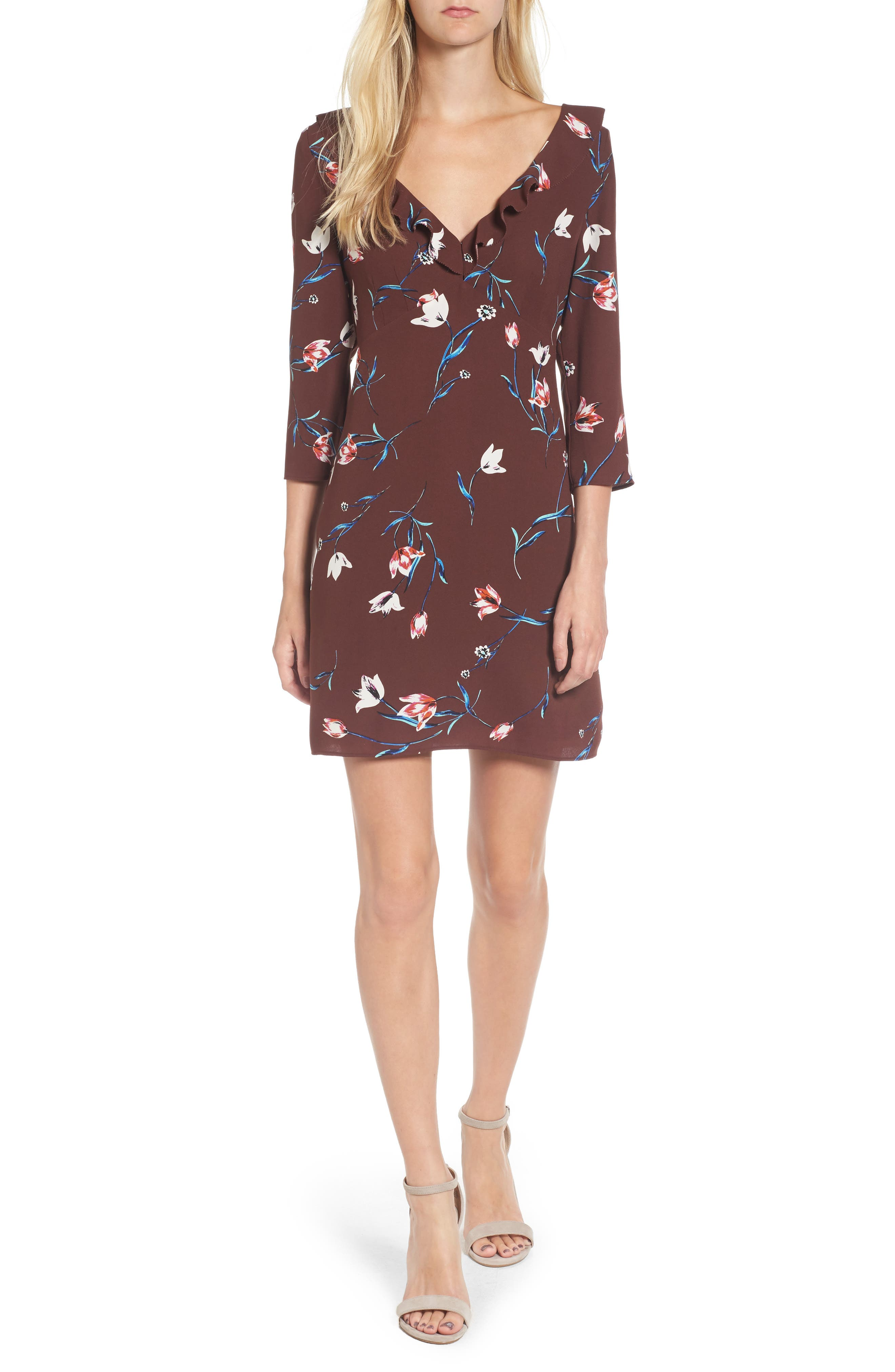 cooper & ella Signe Shift Dress