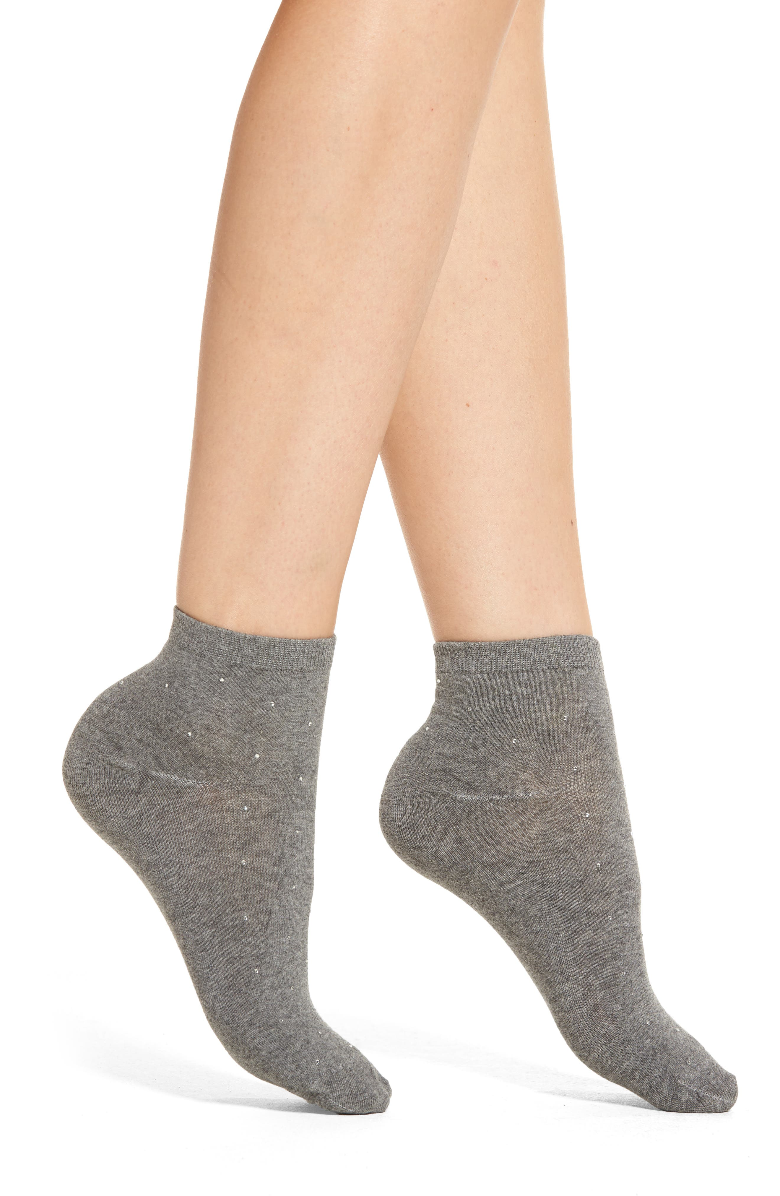 kate spade new york gem ankle socks (3 for $24)