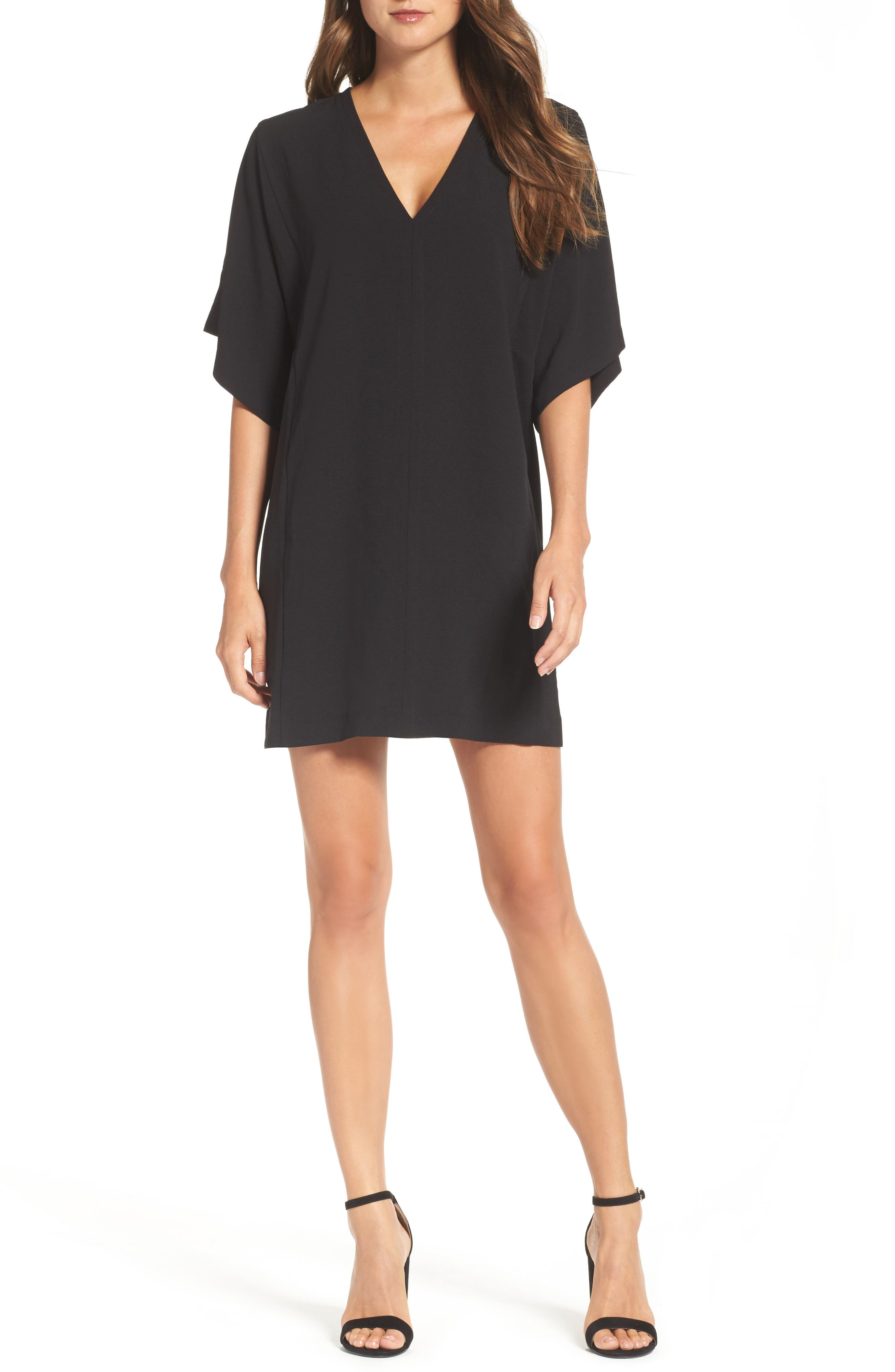 Alternate Image 1 Selected - Felicity & Coco Sasha Shift Minidress (Nordstrom Exclusive)