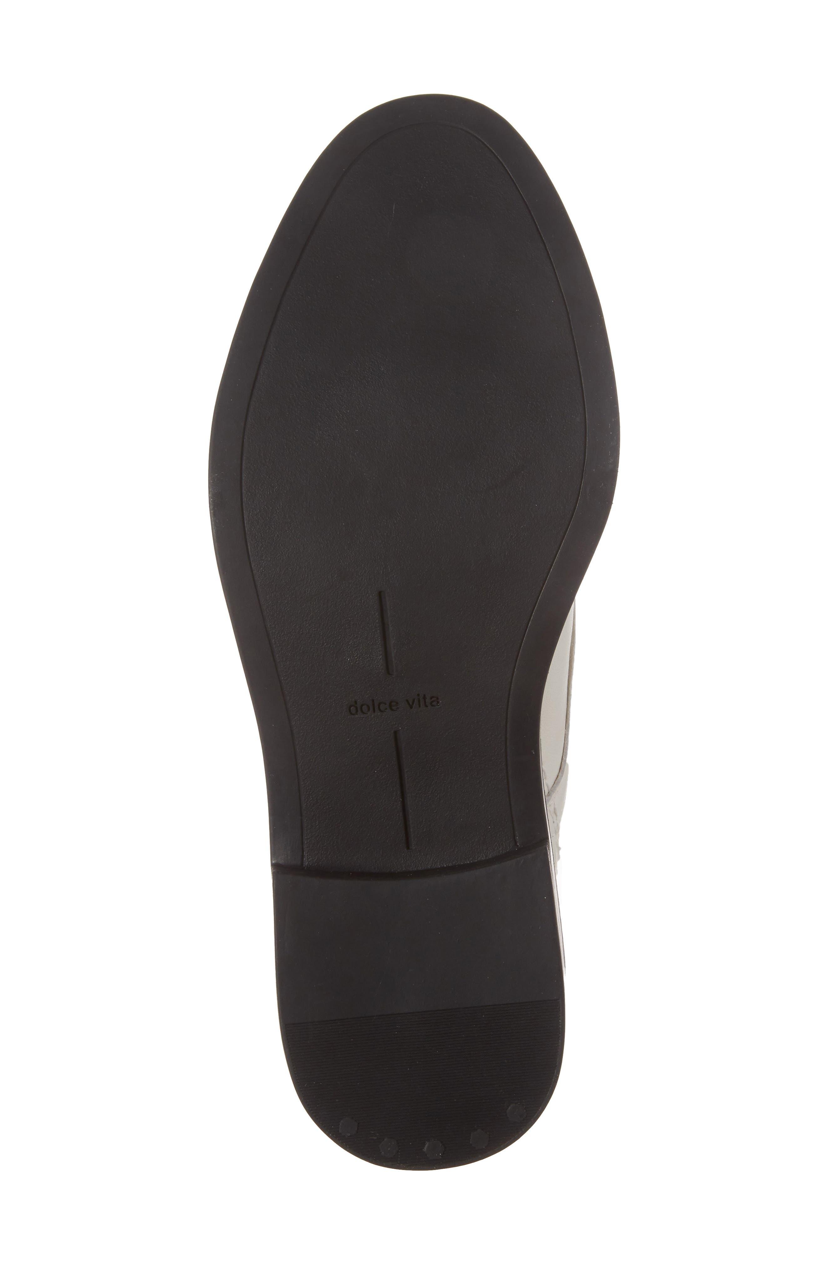 Alternate Image 6  - Dolce Vita Combat Boot (Women)