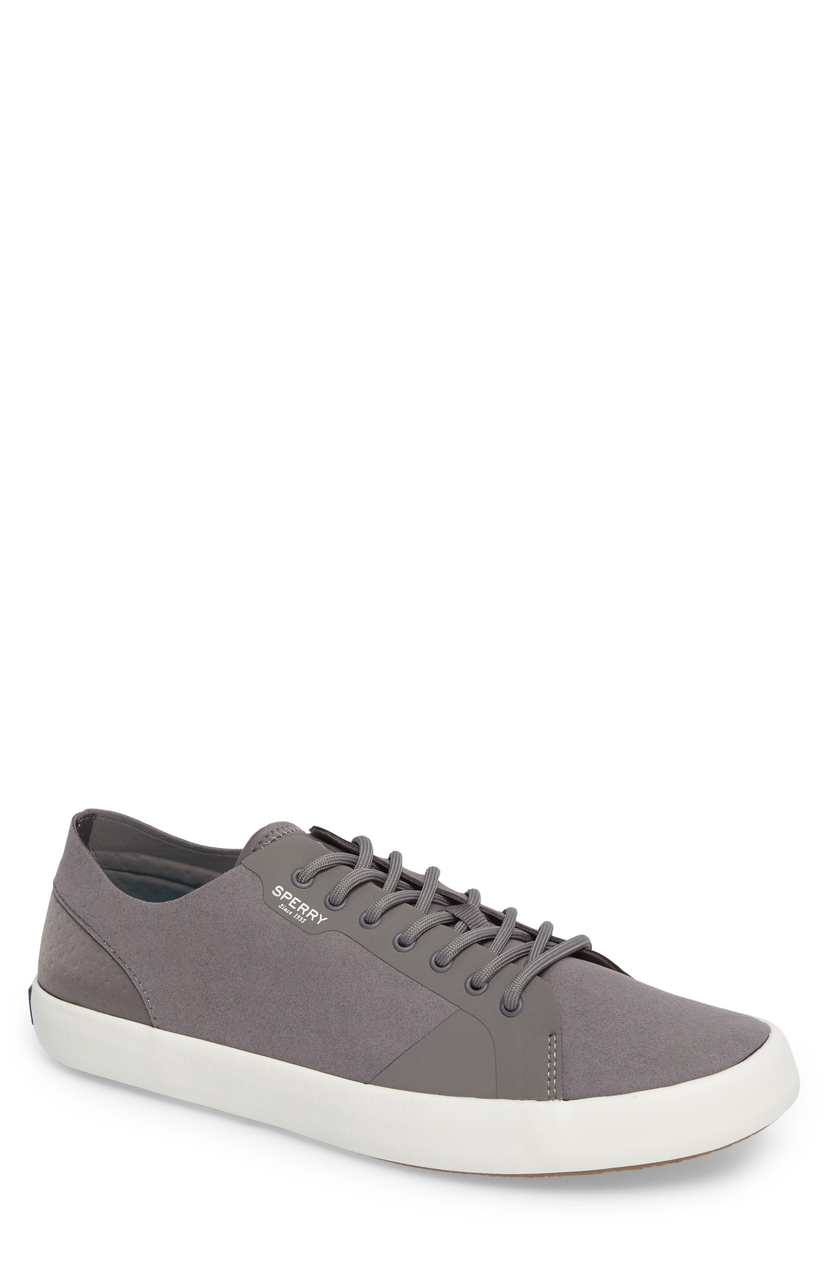 Flex Deck LTT Sneaker,                             Main thumbnail 1, color,                             Grey
