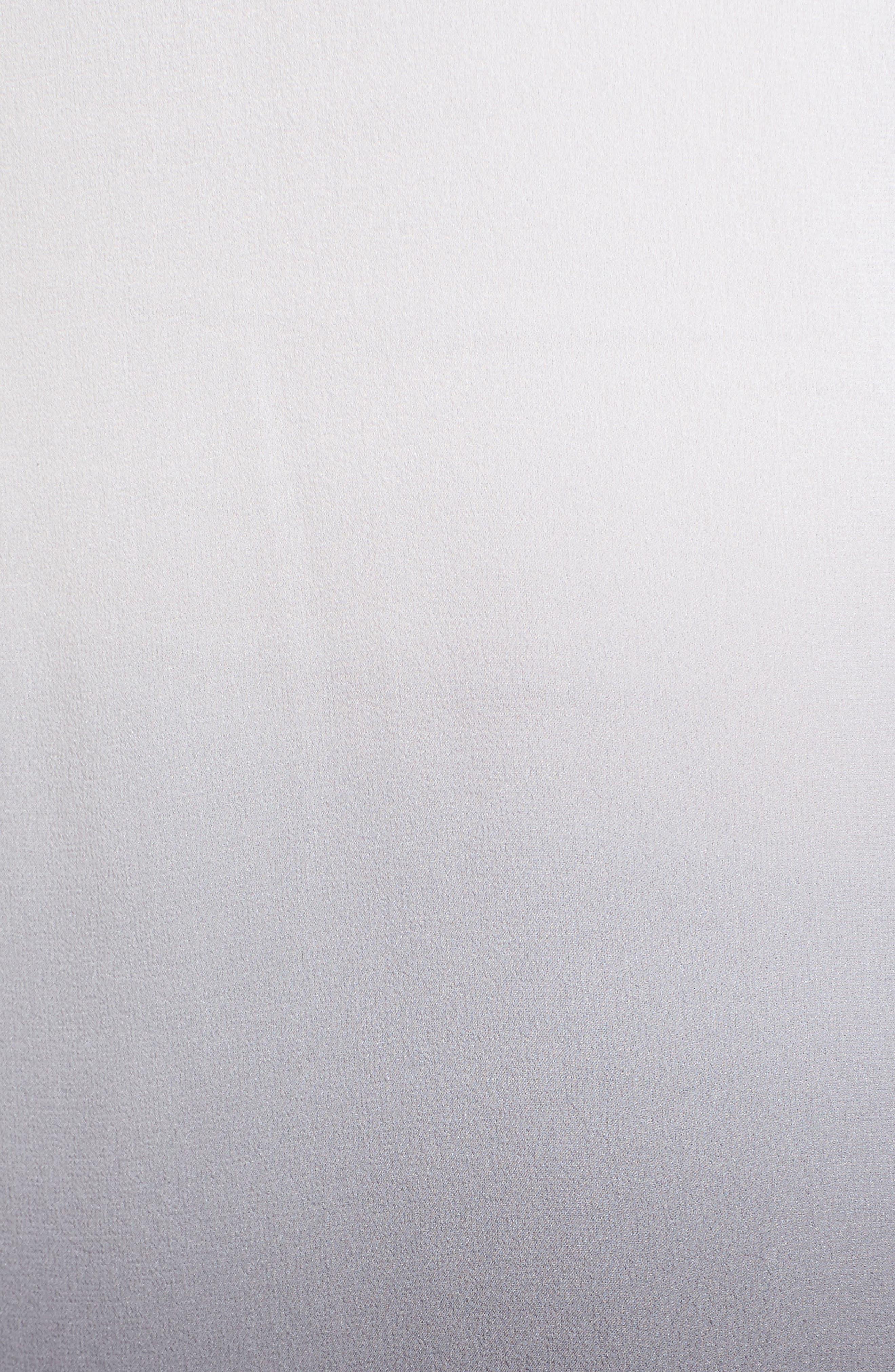 Alternate Image 5  - Eileen Fisher Ombré Silk Blouse