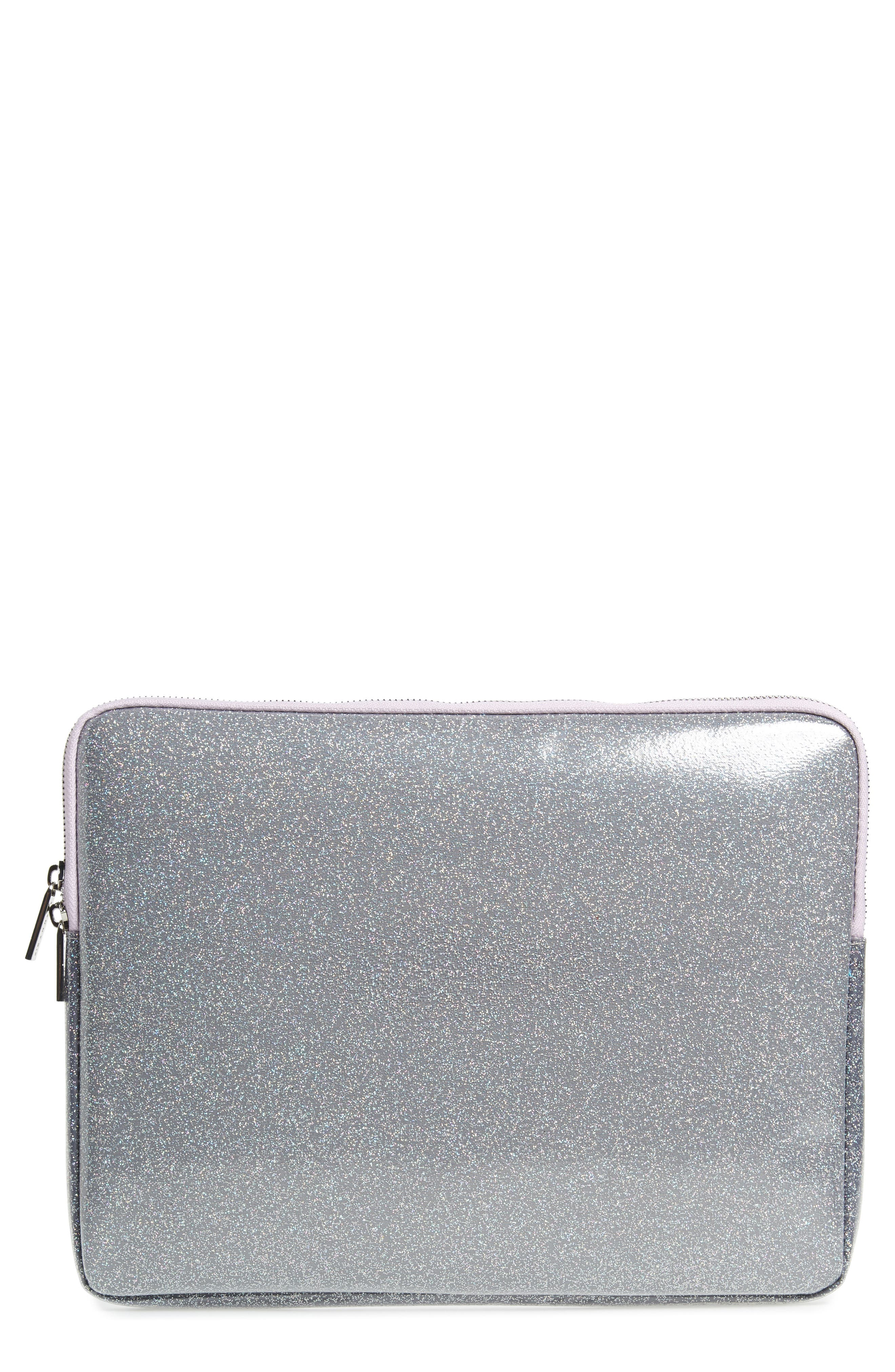 SKINNYDIP Sparkle 13-Inch Laptop Case