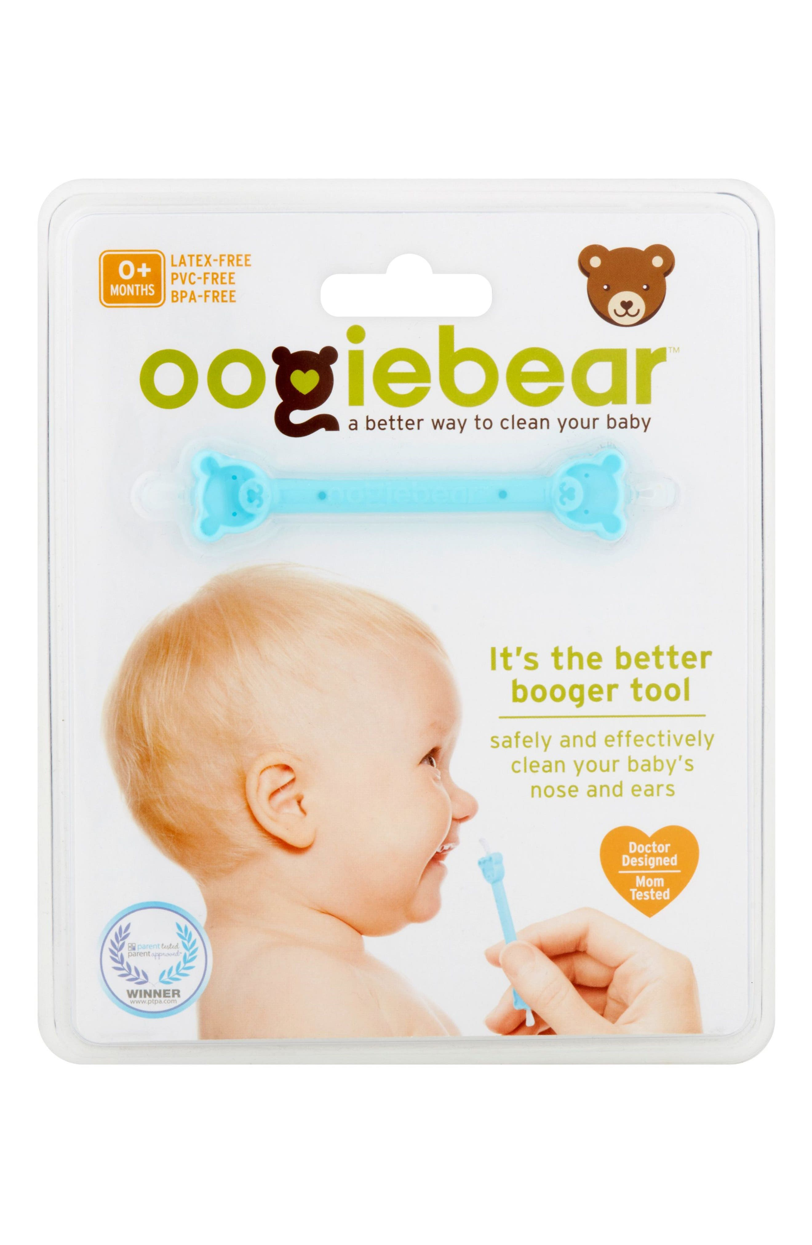 Alternate Image 1 Selected - oogiebear Nose & Ear Cleaner (Baby)