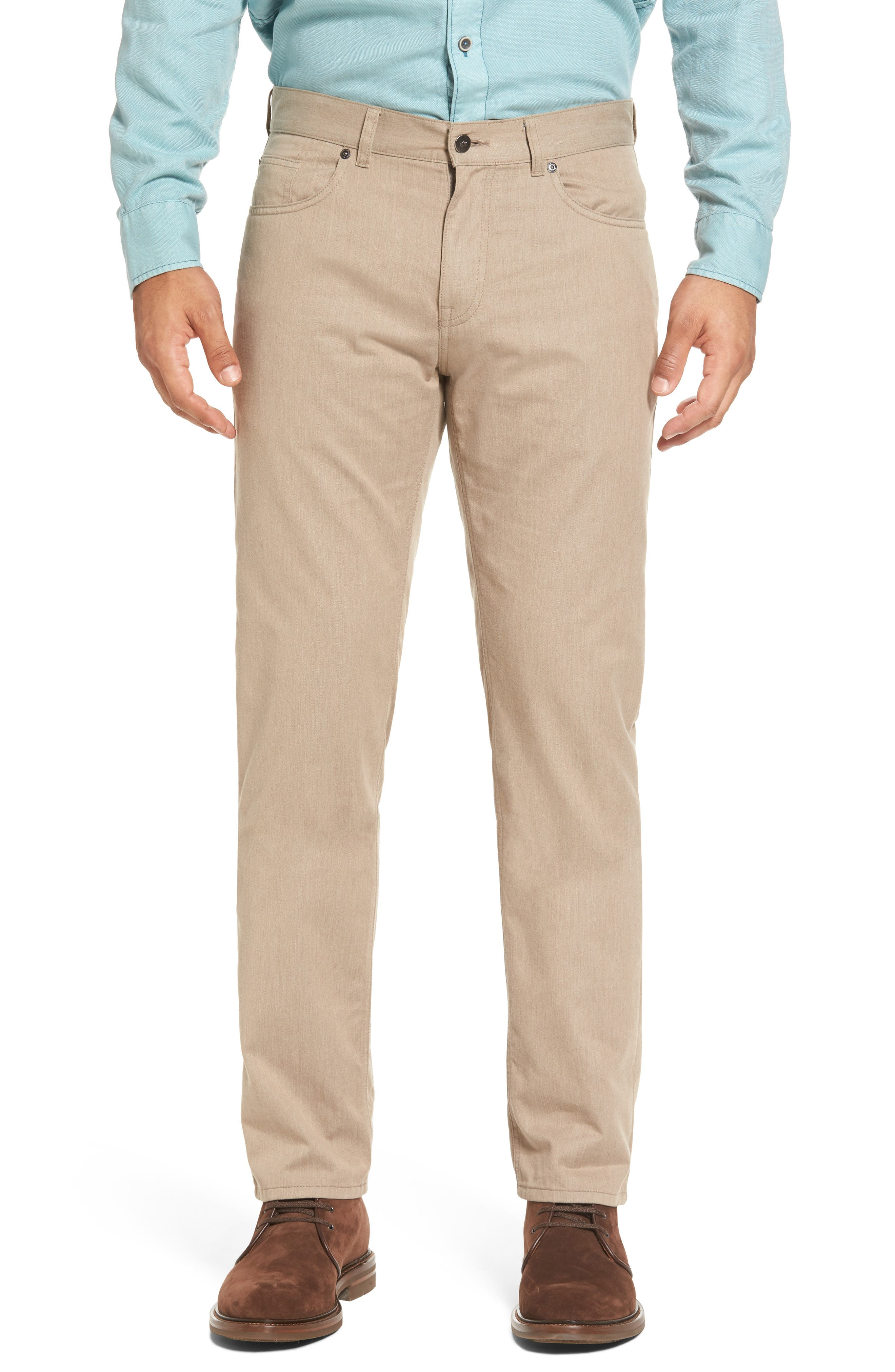 PETER MILLAR Mélange Five-Pocket Pants