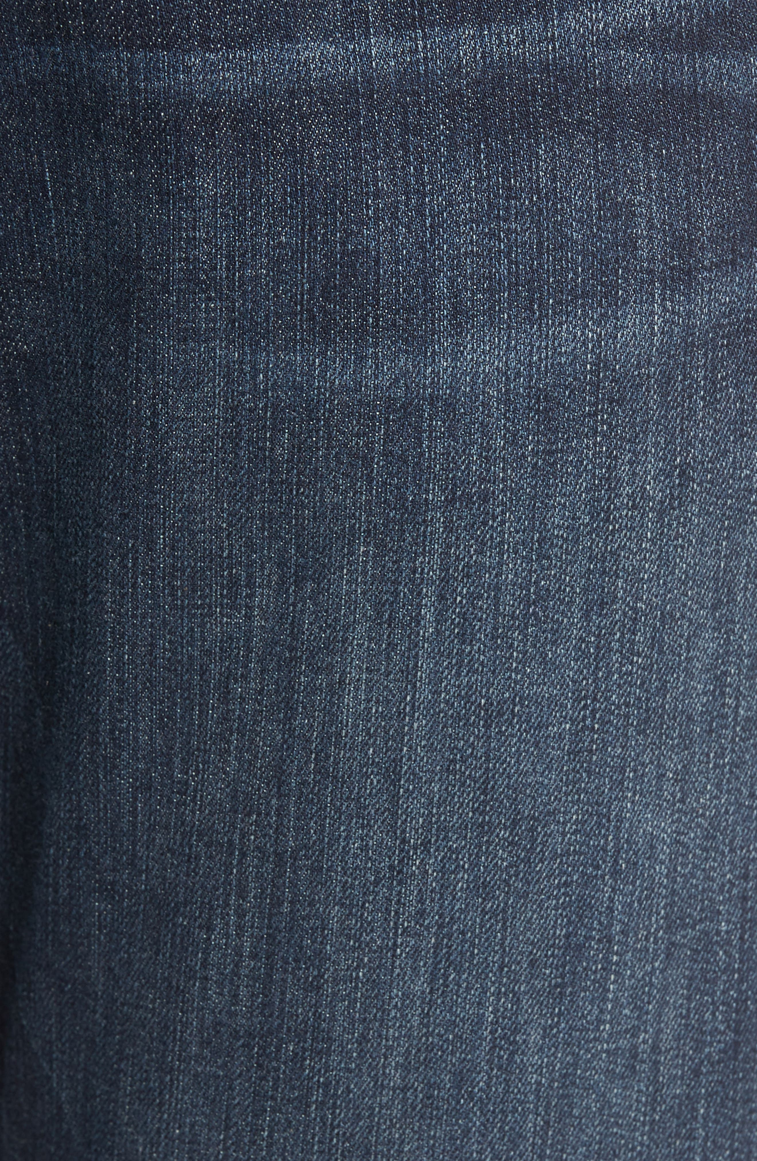 Alternate Image 5  - PAIGE Legacy - Federal Slim Straight Leg Jeans (Jerry)