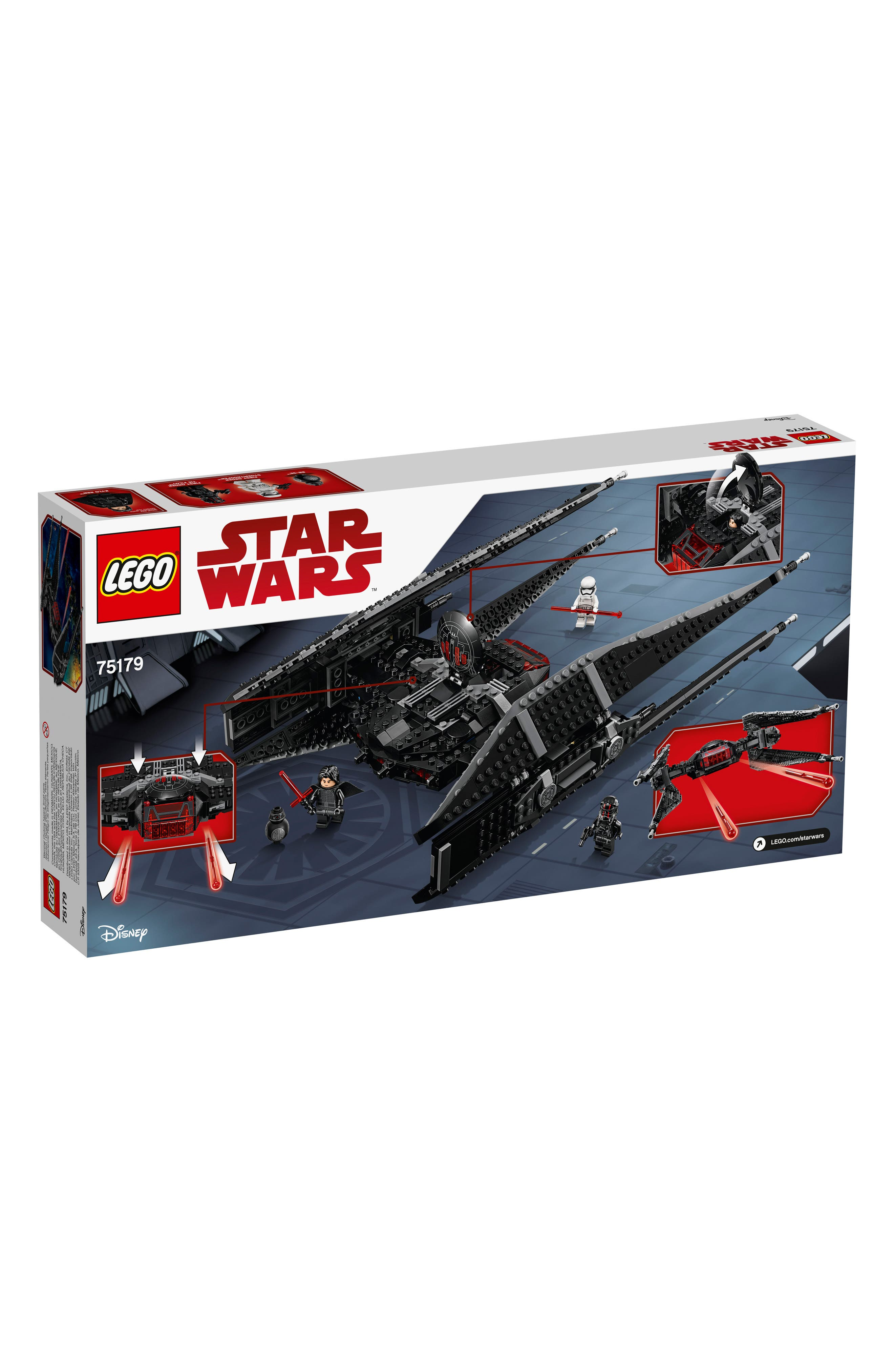 Star Wars<sup>™</sup> Kylo Ren's TIE Fighter - 75179,                         Main,                         color, Multi