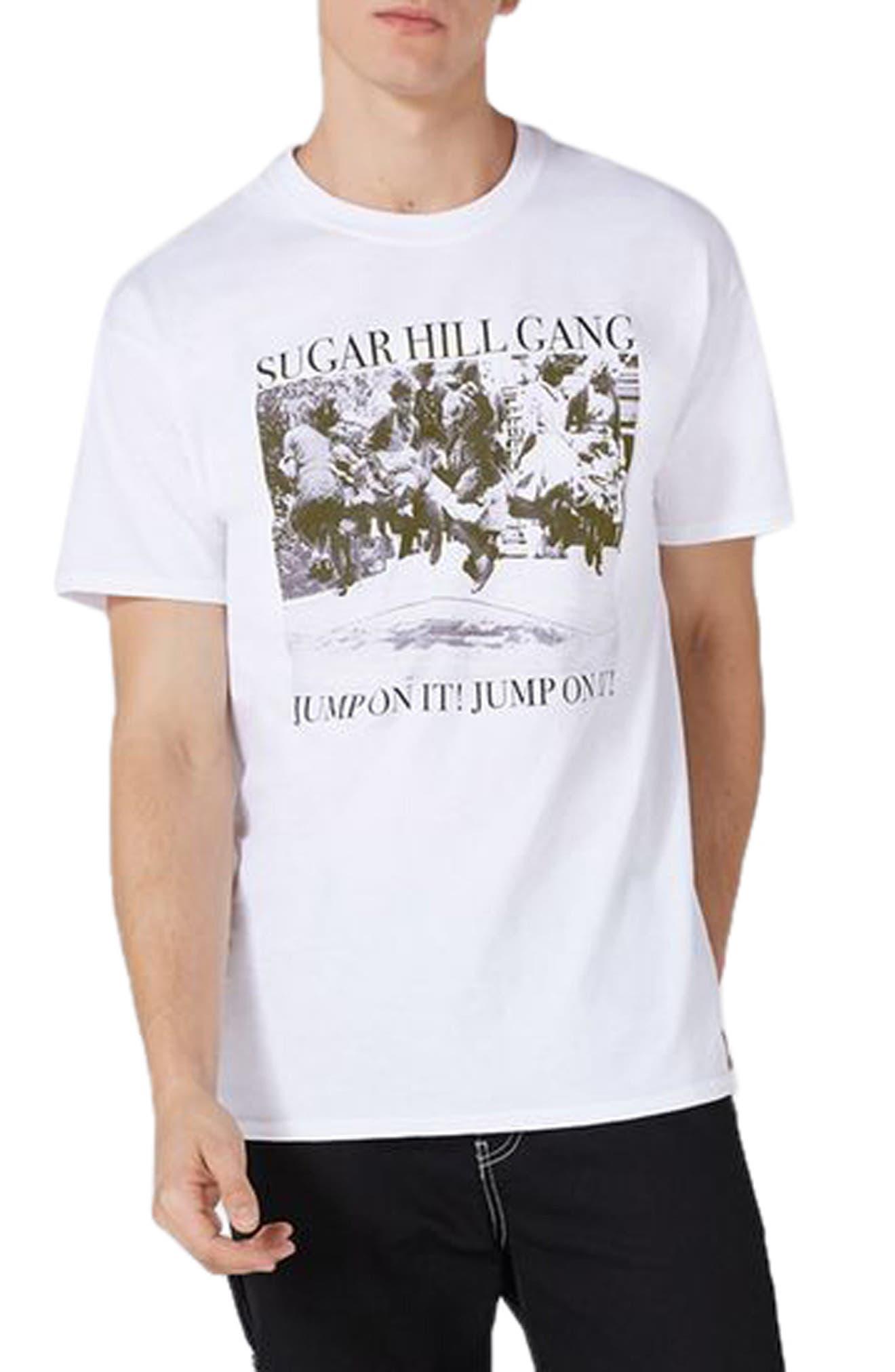 Topman Sugarhill Gang T-Shirt