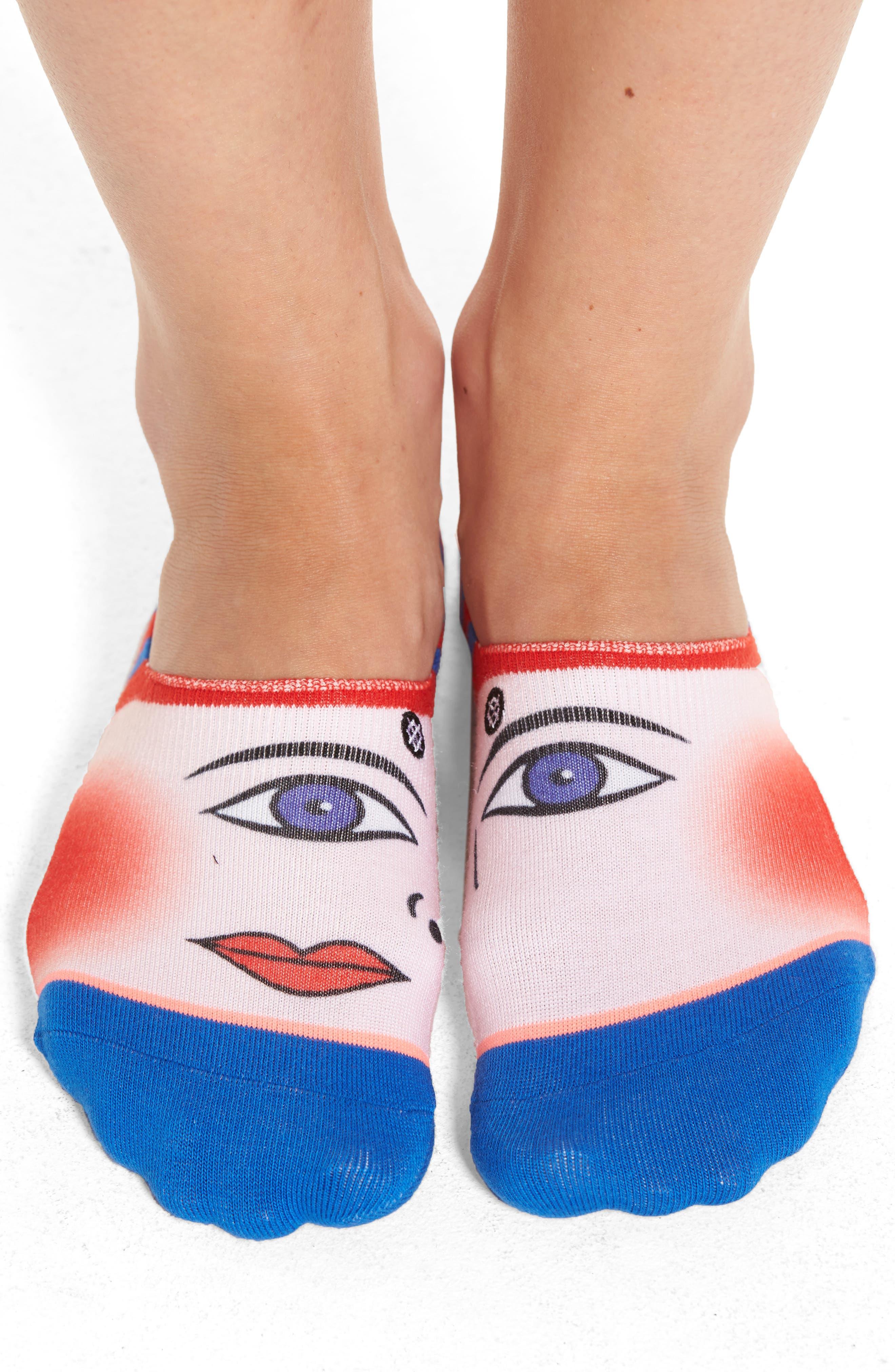 Stance x Libertine Head Over Heels Super Invisible Socks