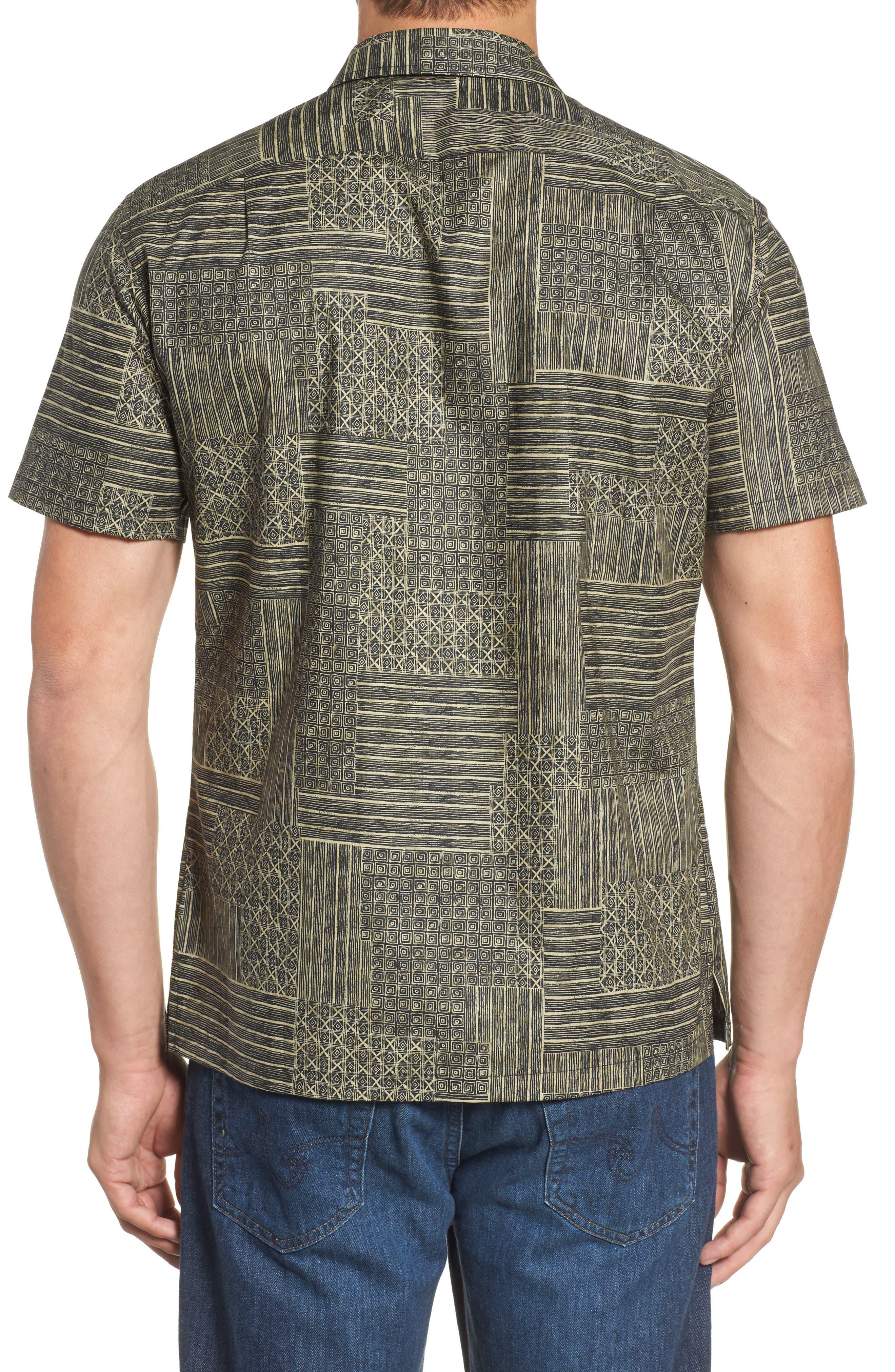 Alternate Image 2  - Tori Richard Spring Field Trim Fit Print Sport Shirt