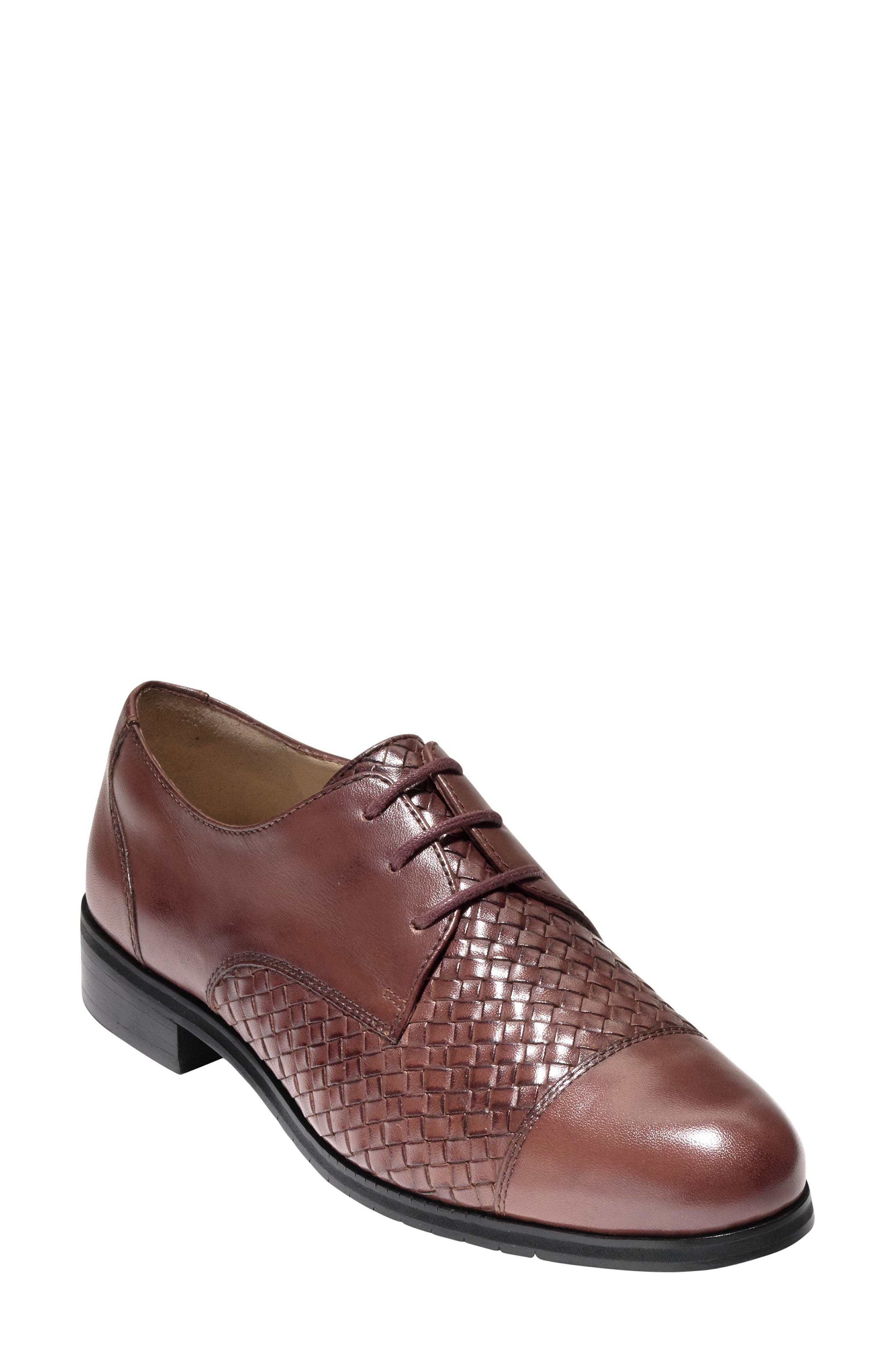 Alternate Image 1 Selected - Cole Haan Jagger Oxford (Women)