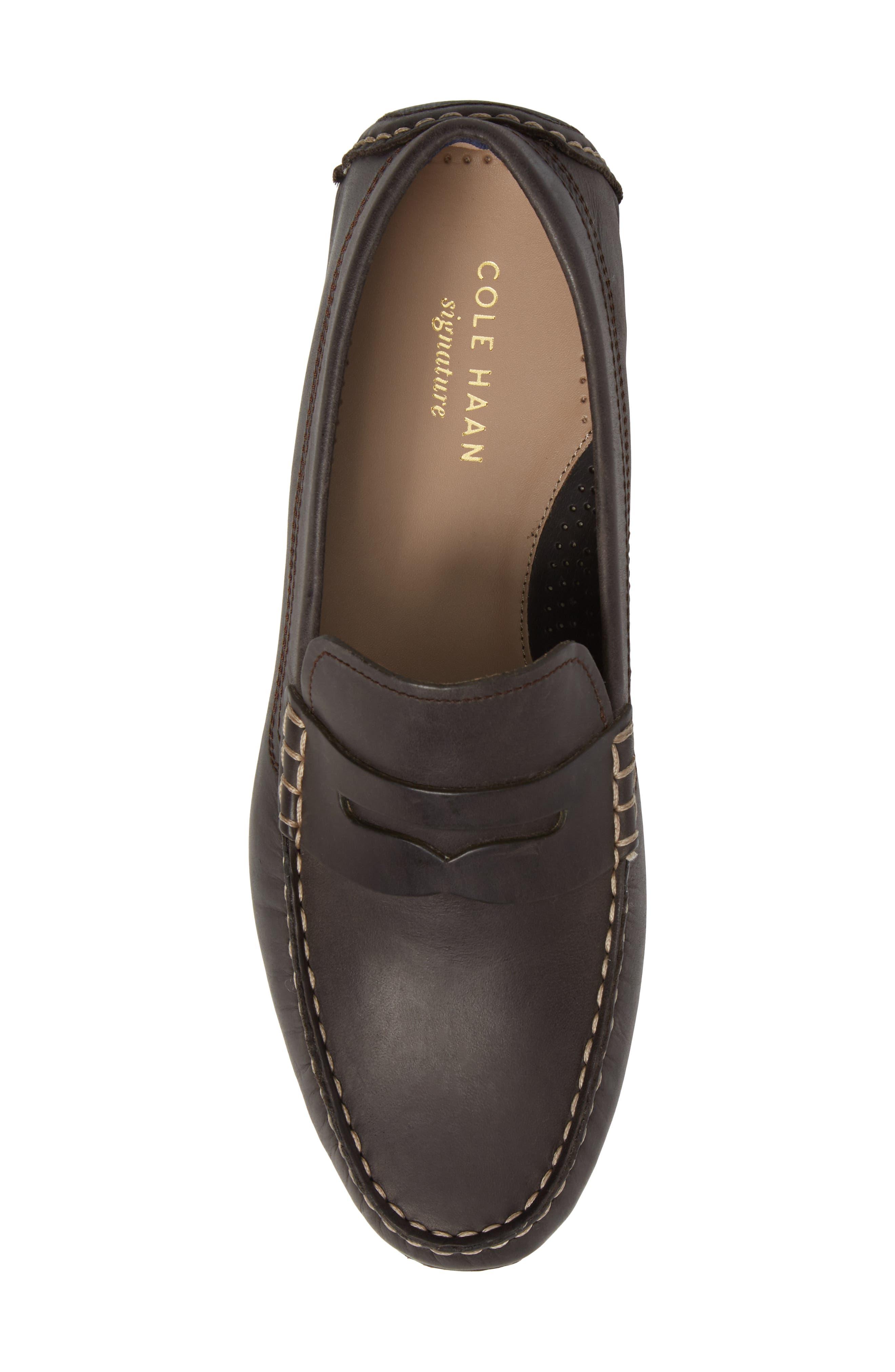 Alternate Image 5  - Cole Haan Kelson Driving Shoe (Men)