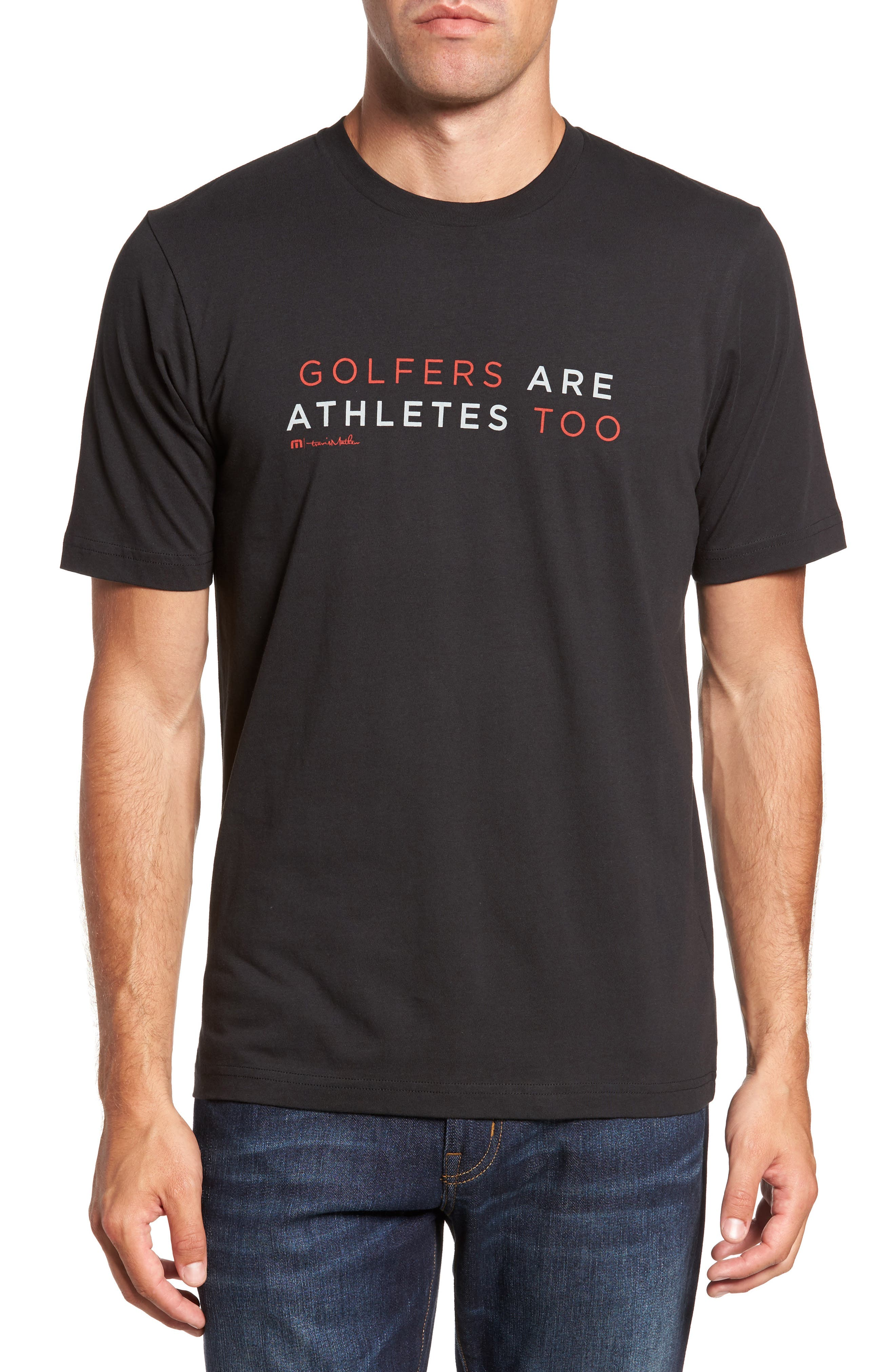 Travis Mathew Ted Graphic T-Shirt