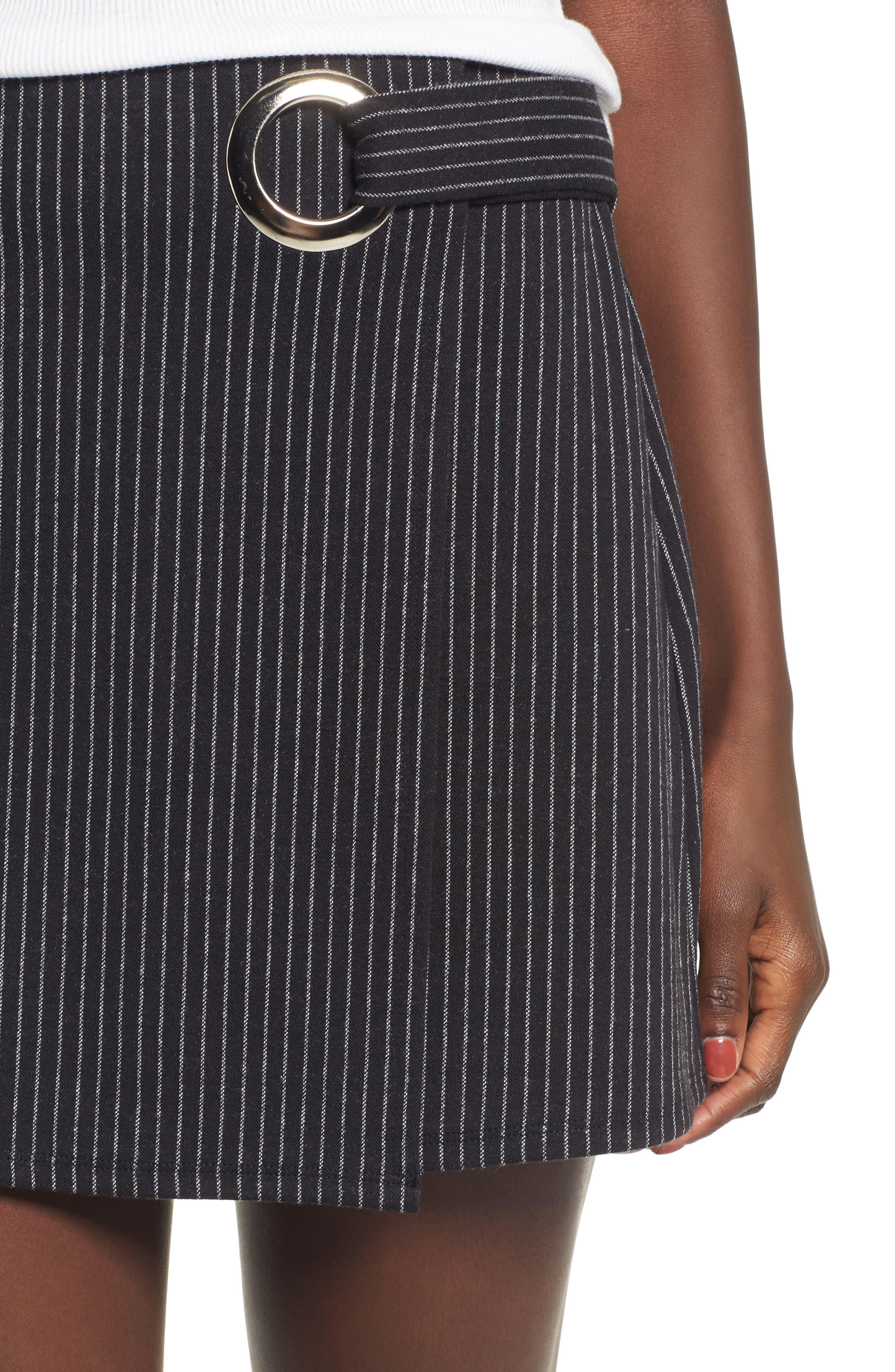 Alternate Image 4  - Leith Grommet Pencil Skirt