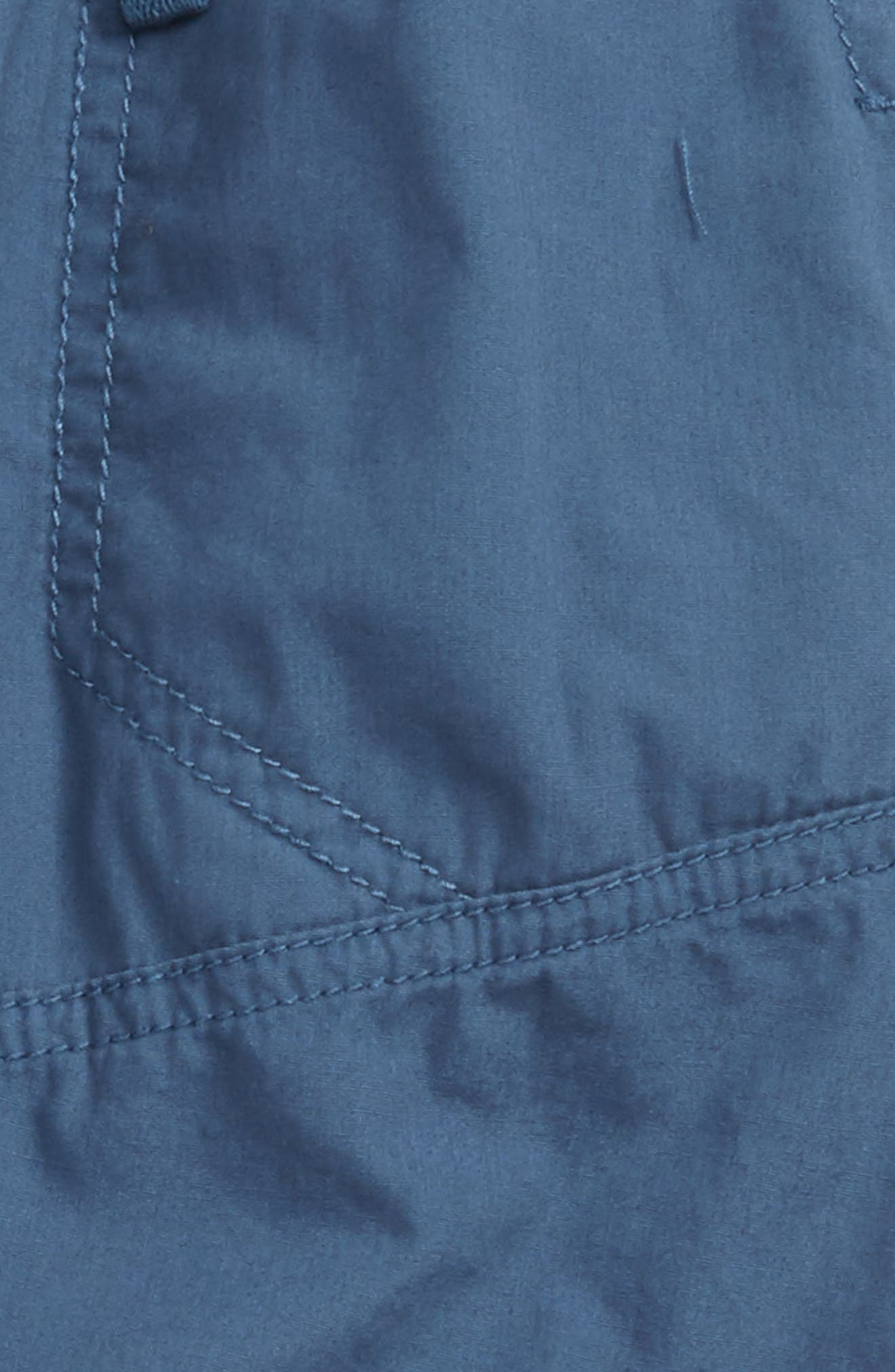 Jersey Lined Pants,                             Alternate thumbnail 3, color,                             Loch Blue