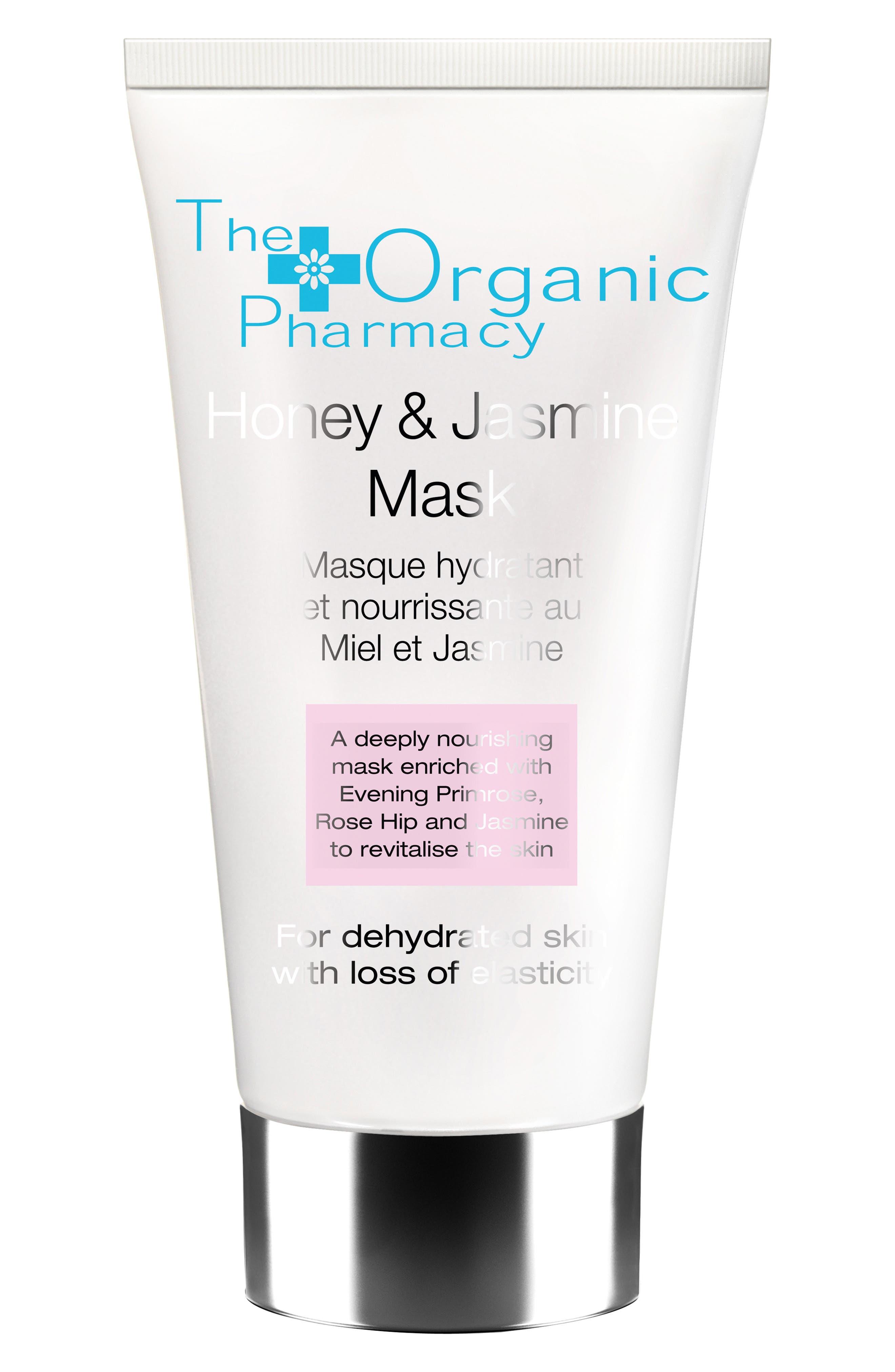 Alternate Image 1 Selected - The Organic Pharmacy Honey & Jasmine Mask